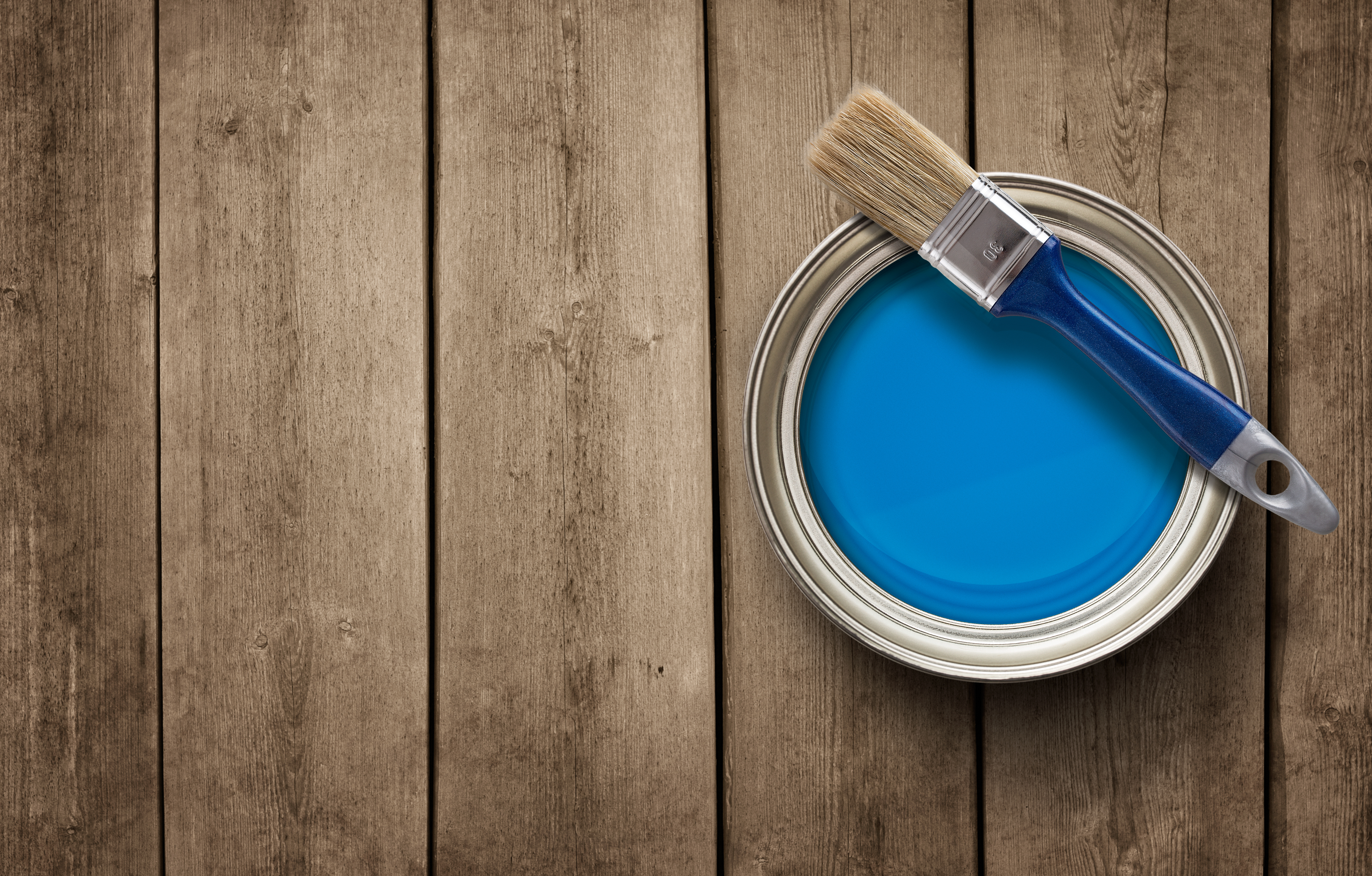 How to Paint Over Oil-Based Stained Wood | Home Guides | SF Gate