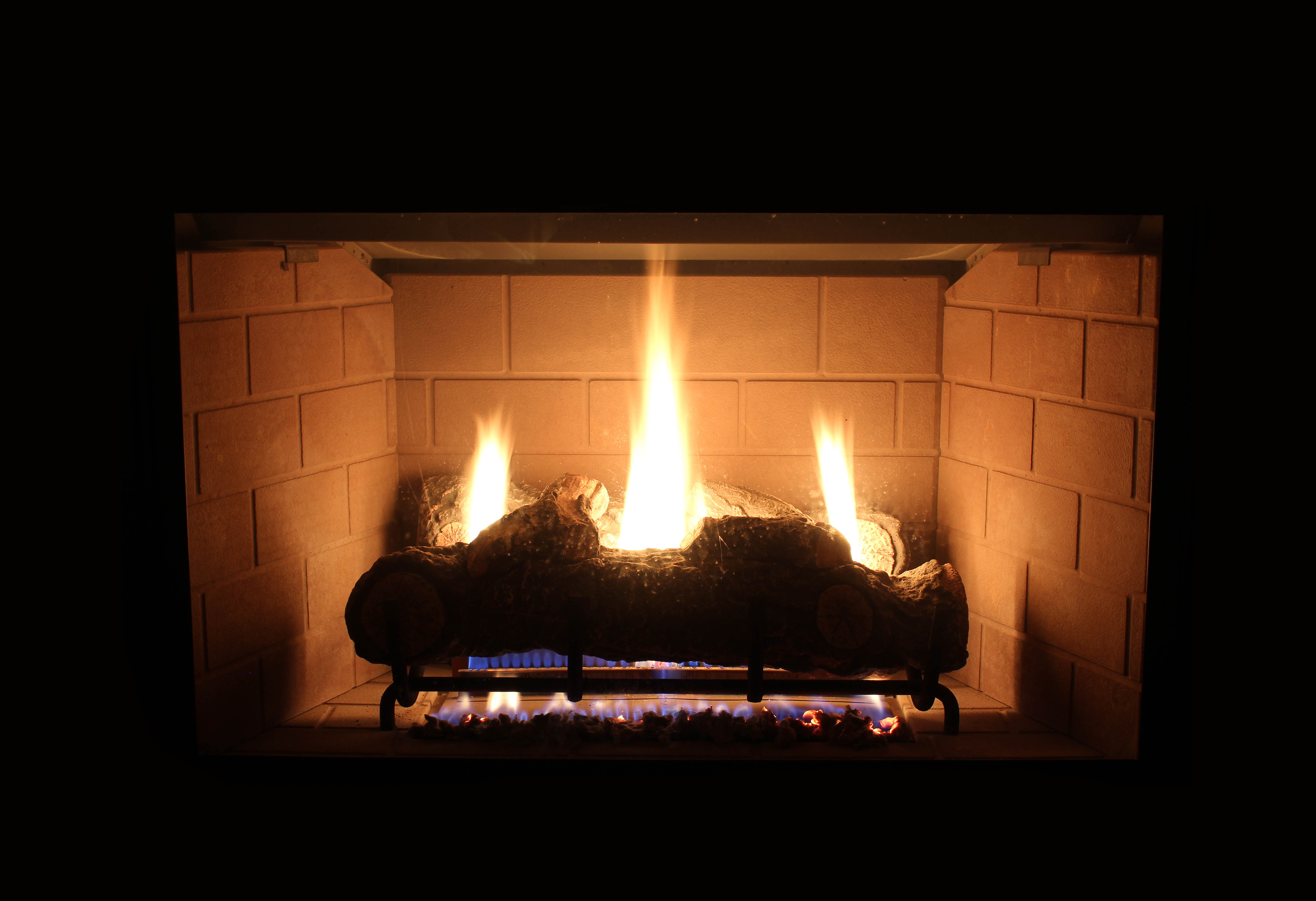 How To Light A Gas Fireplace Pilot Light Hunker
