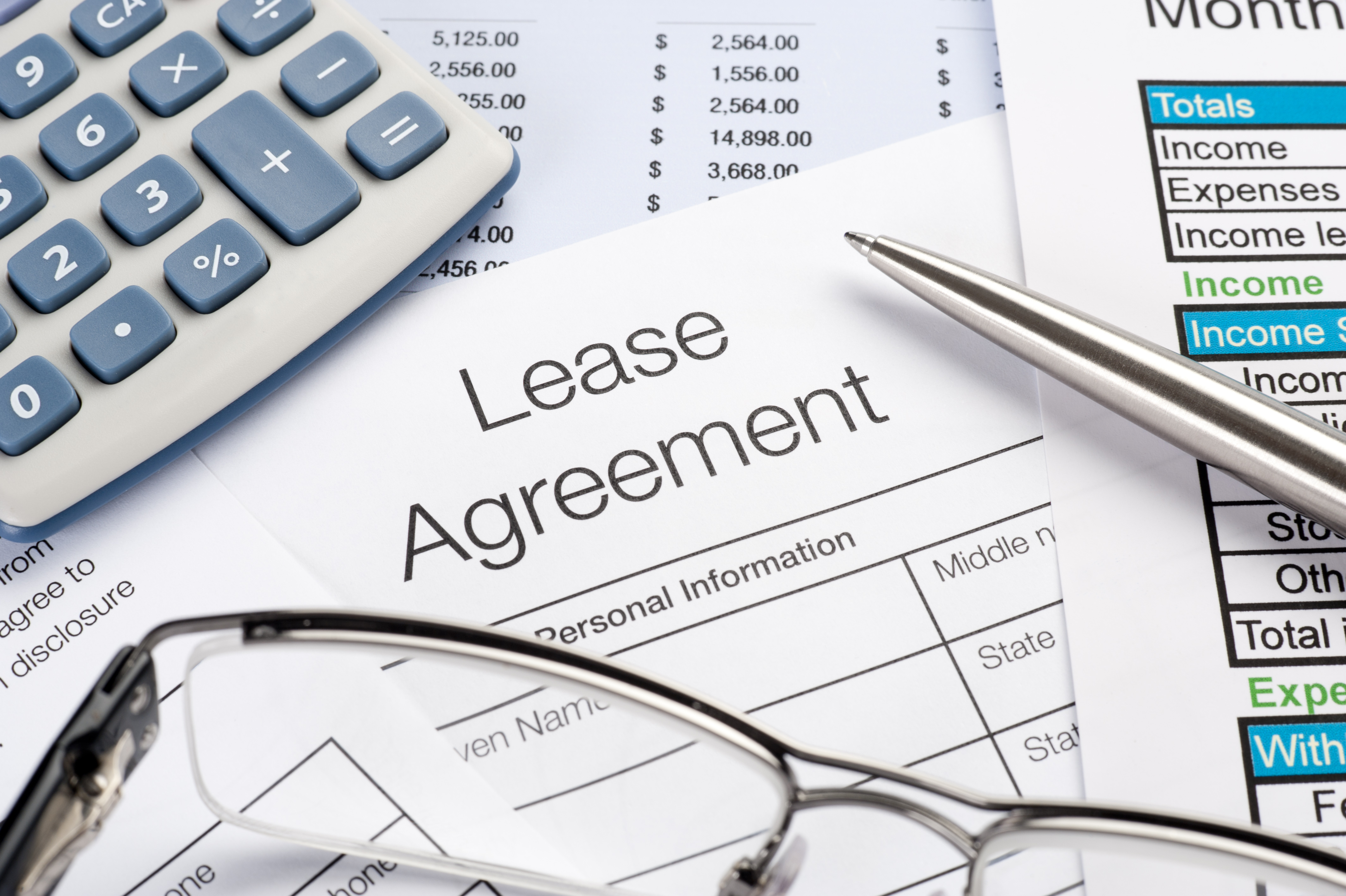 How To Calculate A Lease Rate Factor Bizfluent