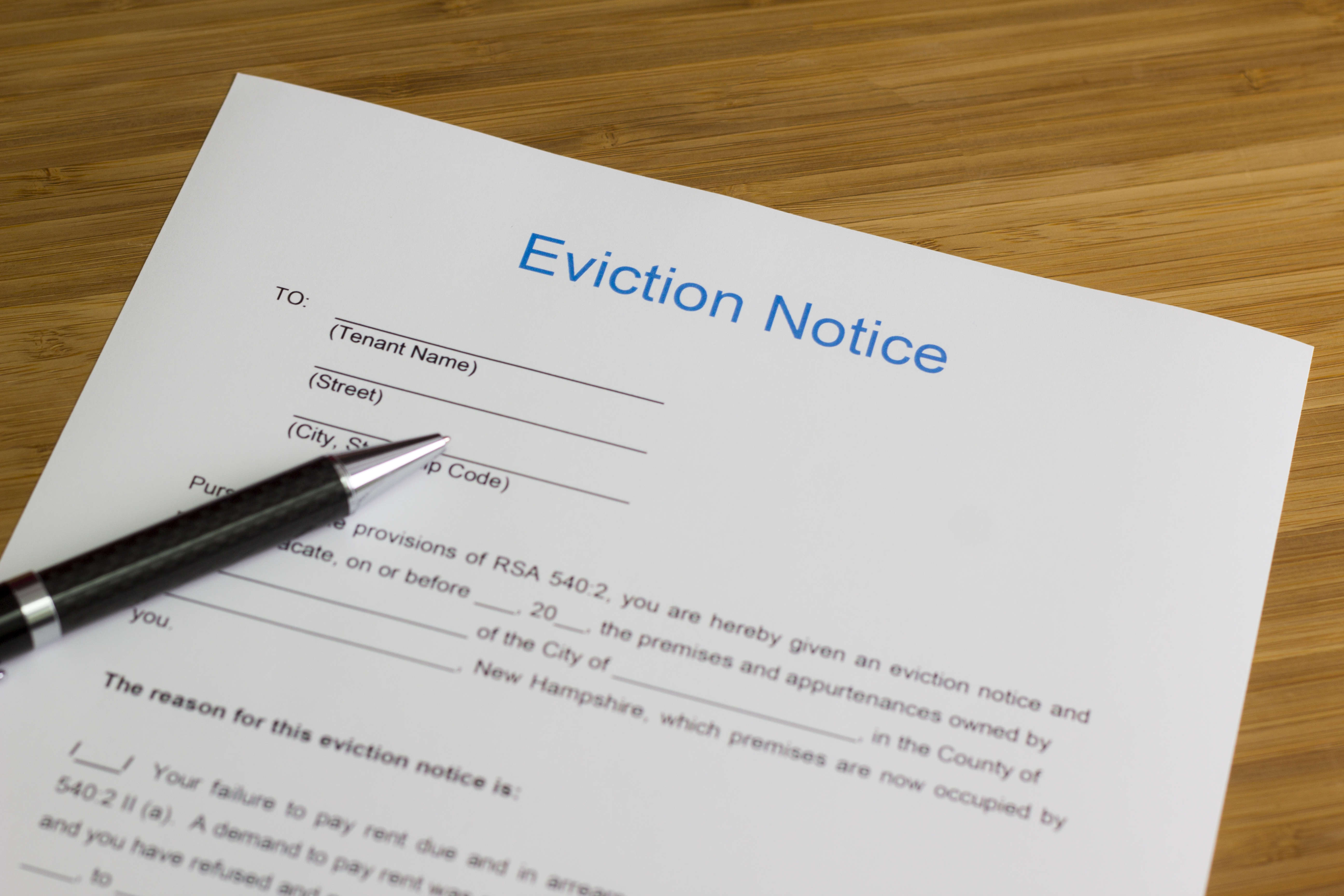 How To Deal With A No Lease Eviction In Virginia Legalbeagle