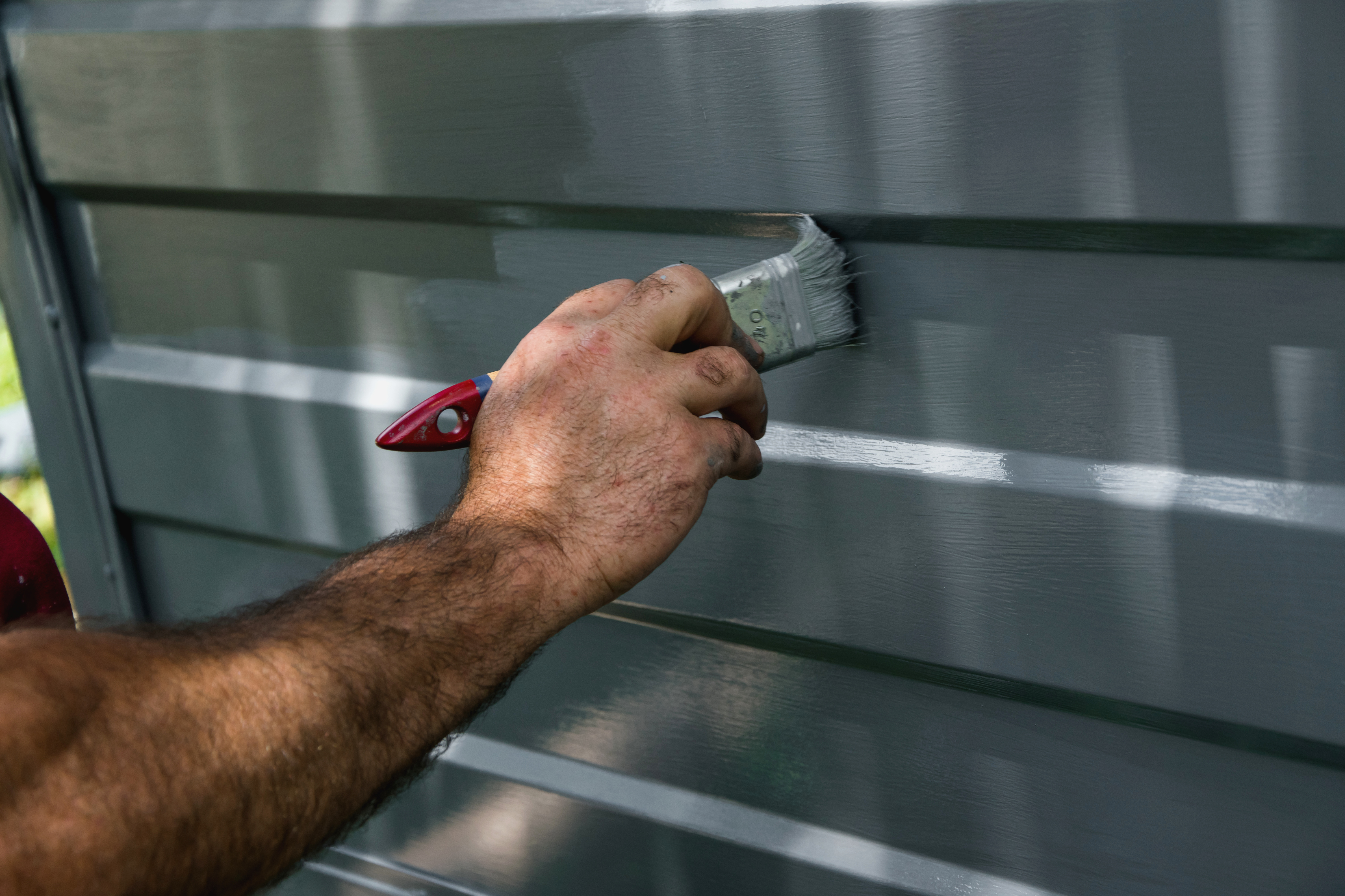 How to Repaint an Aluminum Door | Home Guides | SF Gate Painting Mobile Home Aluminum Door on painting mobile home kitchen, painting mobile home cabinets, painting mobile home paneling, painting mobile home ceilings, painting mobile home wood, painting mobile home interior, painting mobile home floors, painting mobile home countertops, painting mobile home skirting,