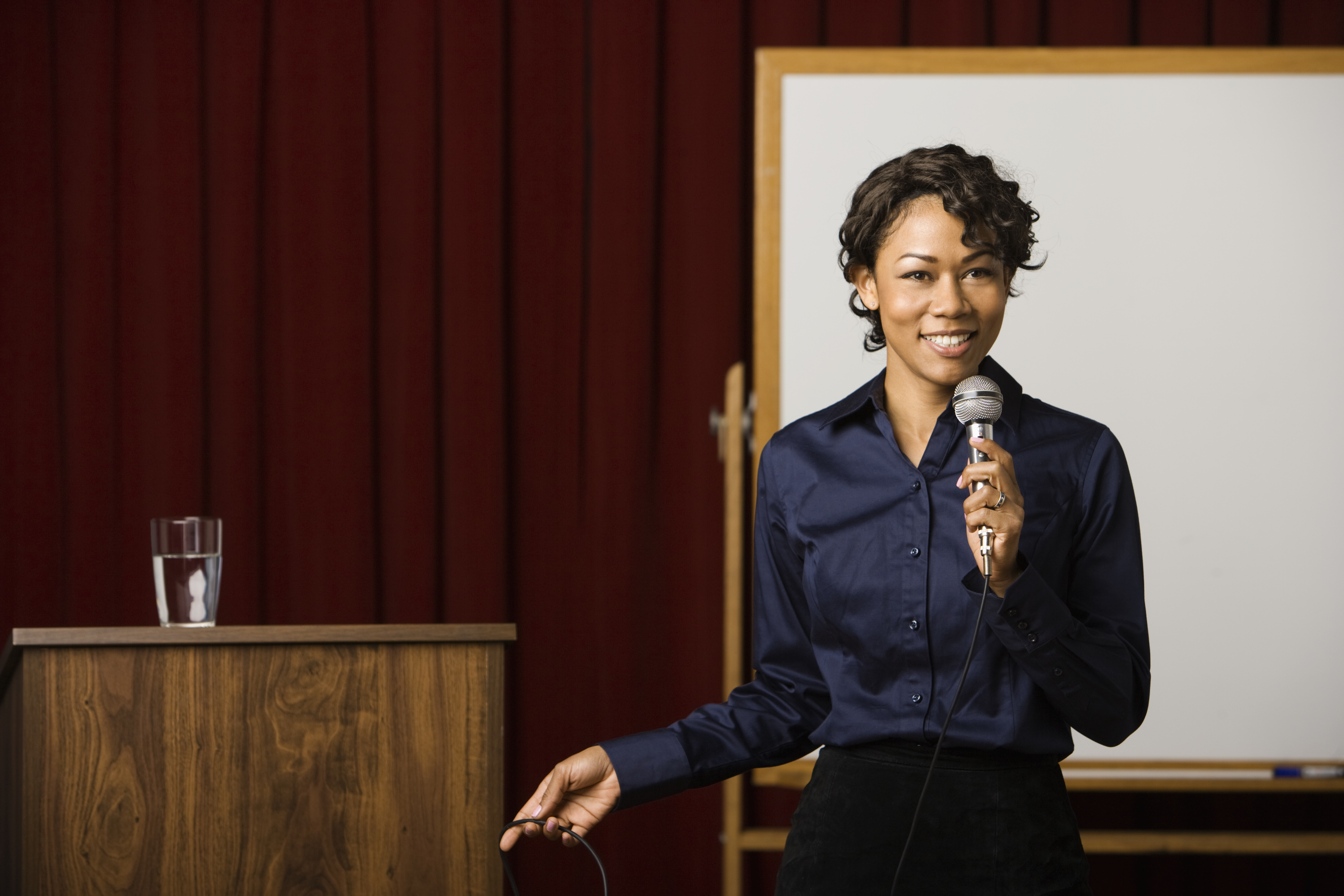 How to Greet an Audience When Giving a Speech | The Classroom