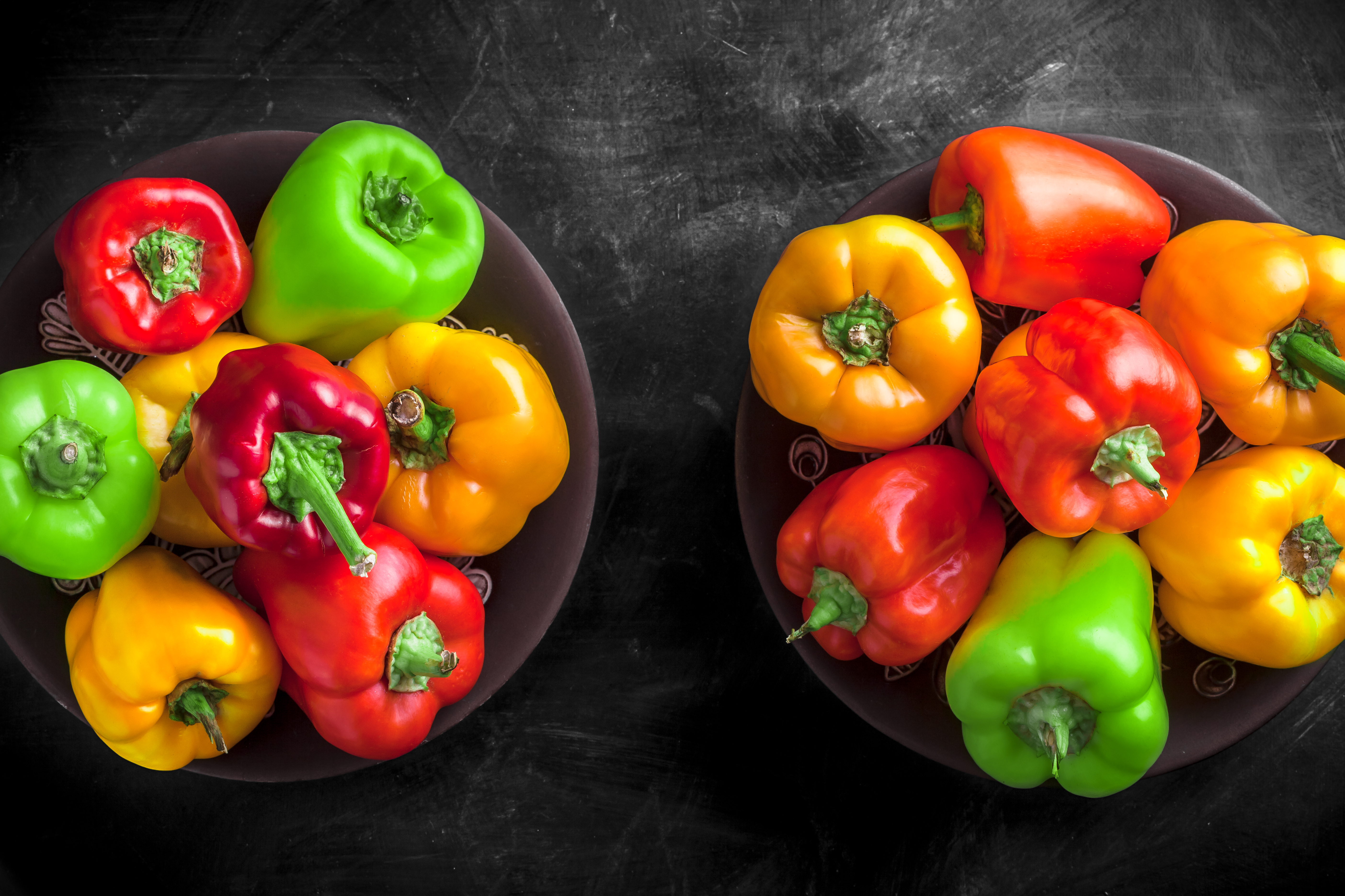 Do Colors in Fruits & Vegetables Play an Important Role? | Healthy ...