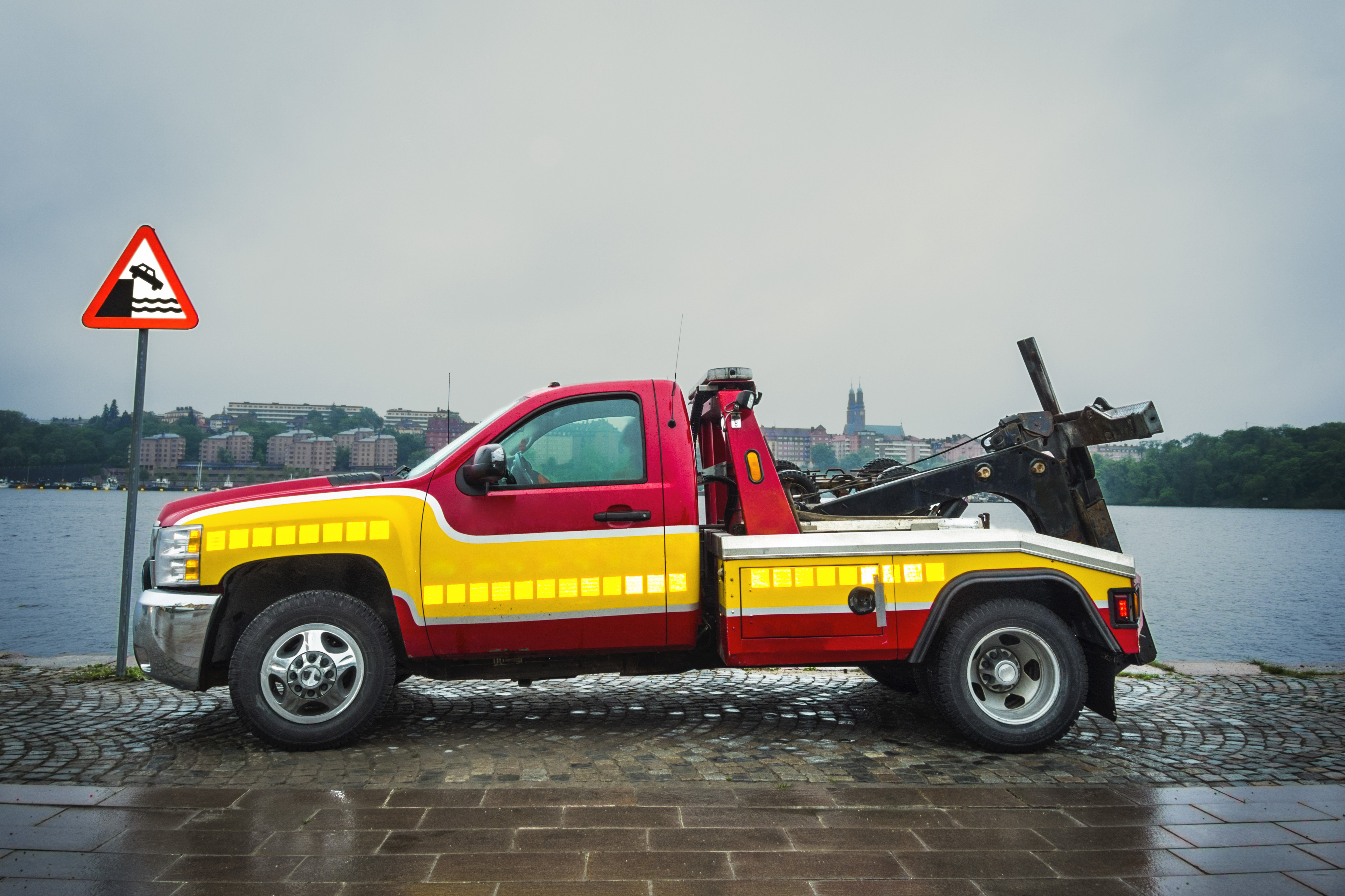 How to Get a Tow Truck Permit in California | Career Trend