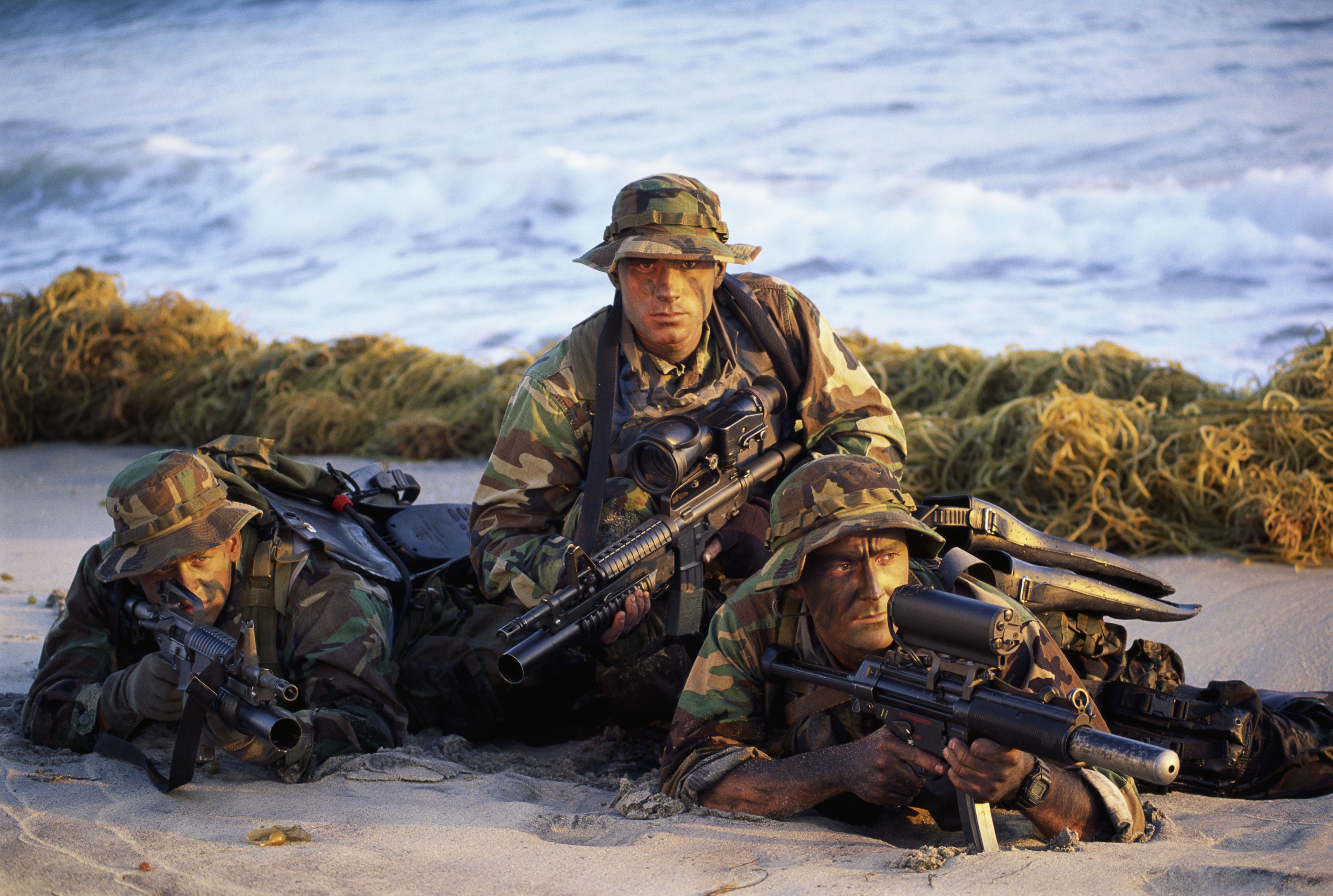 How Much Do Navy SEALs Get Paid a Year? | Career Trend