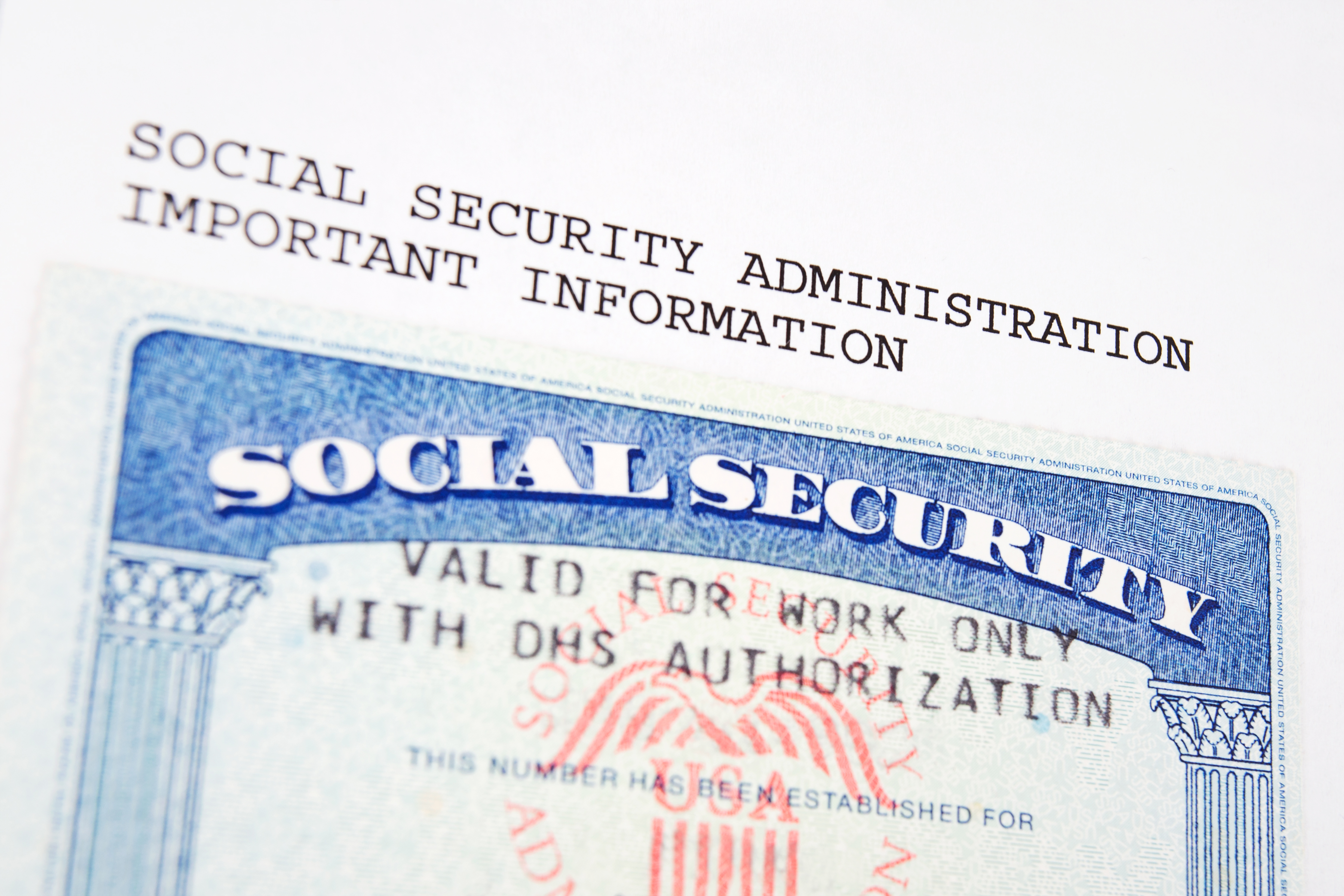 What Documents Does An L2 Visa Holder Need To Apply For An Ssn In