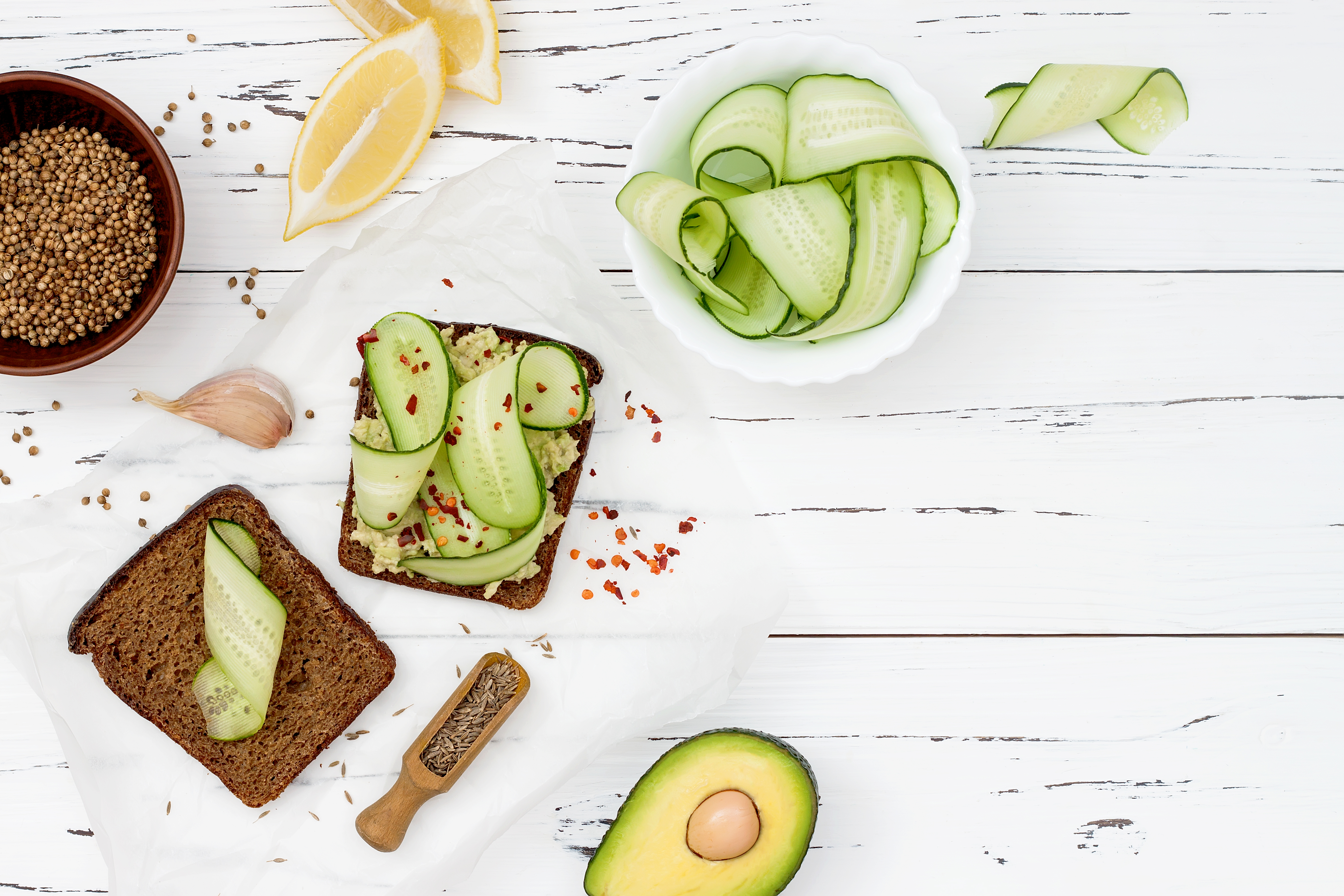 the type of fiber in an avocado | healthy eating | sf gate