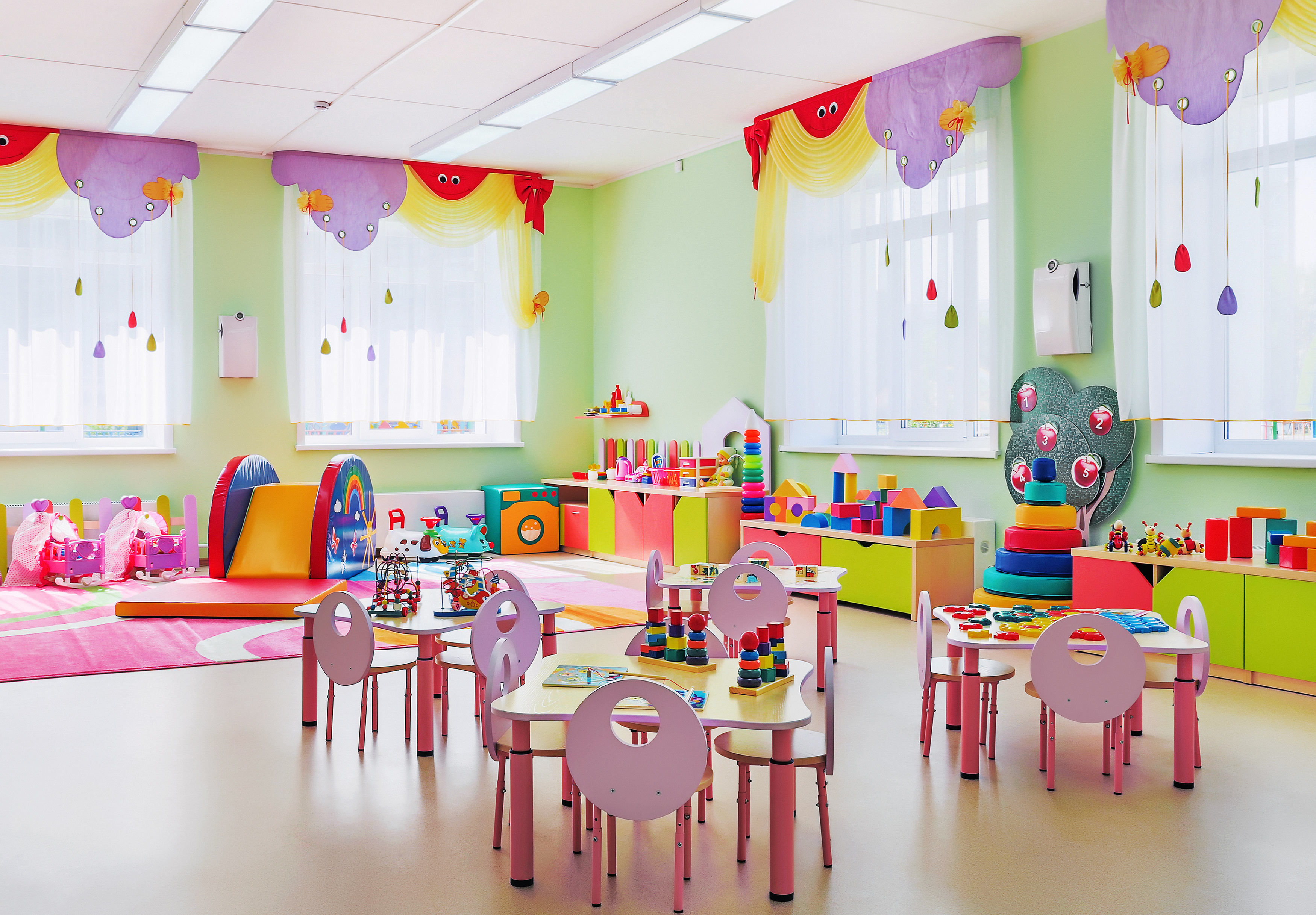 What Supplies Are Necessary to Set Up a Preschool?