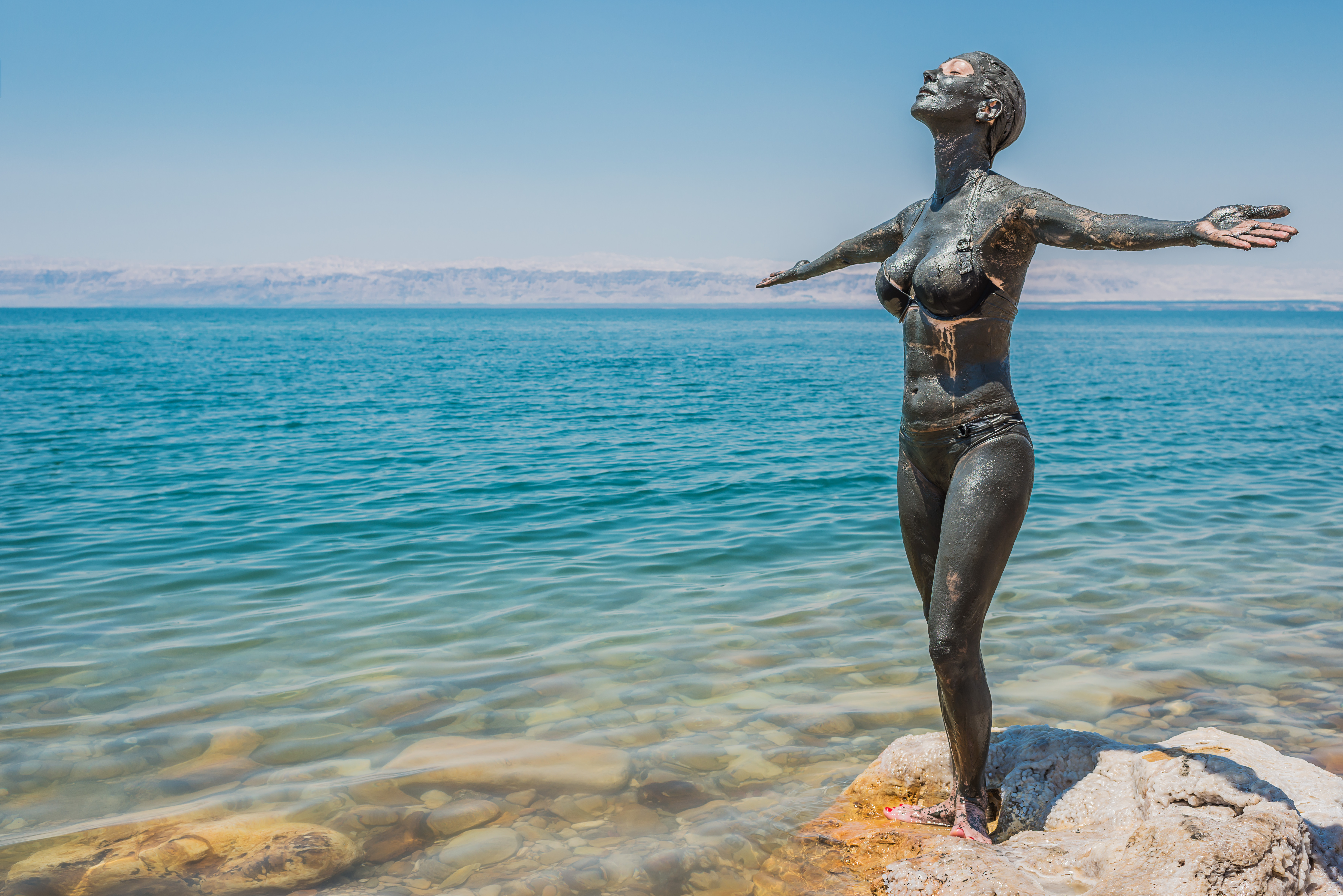 Where is the dead sea 24