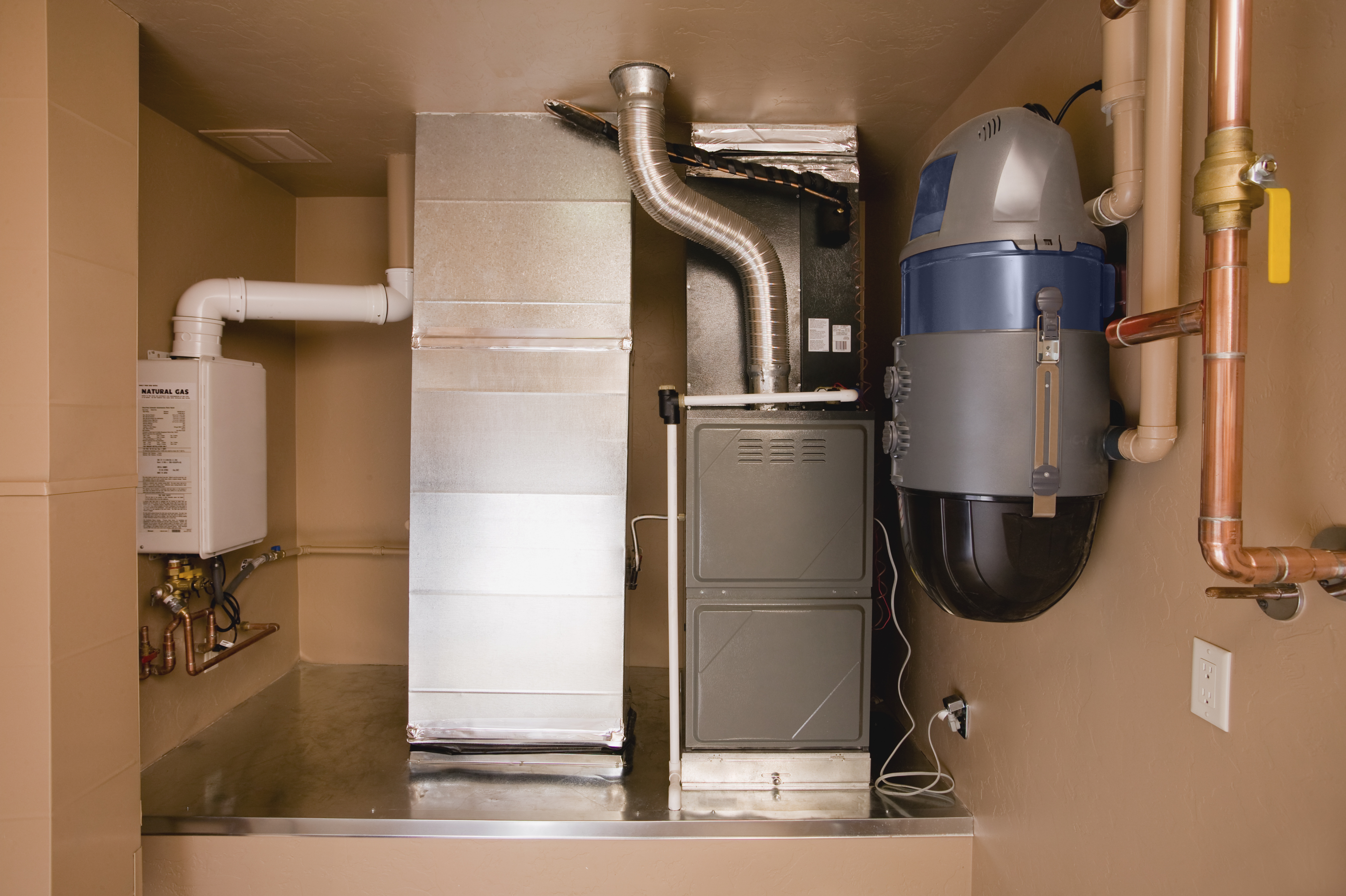 How Many BTUs Does a Furnace Need for a House? | Home Guides