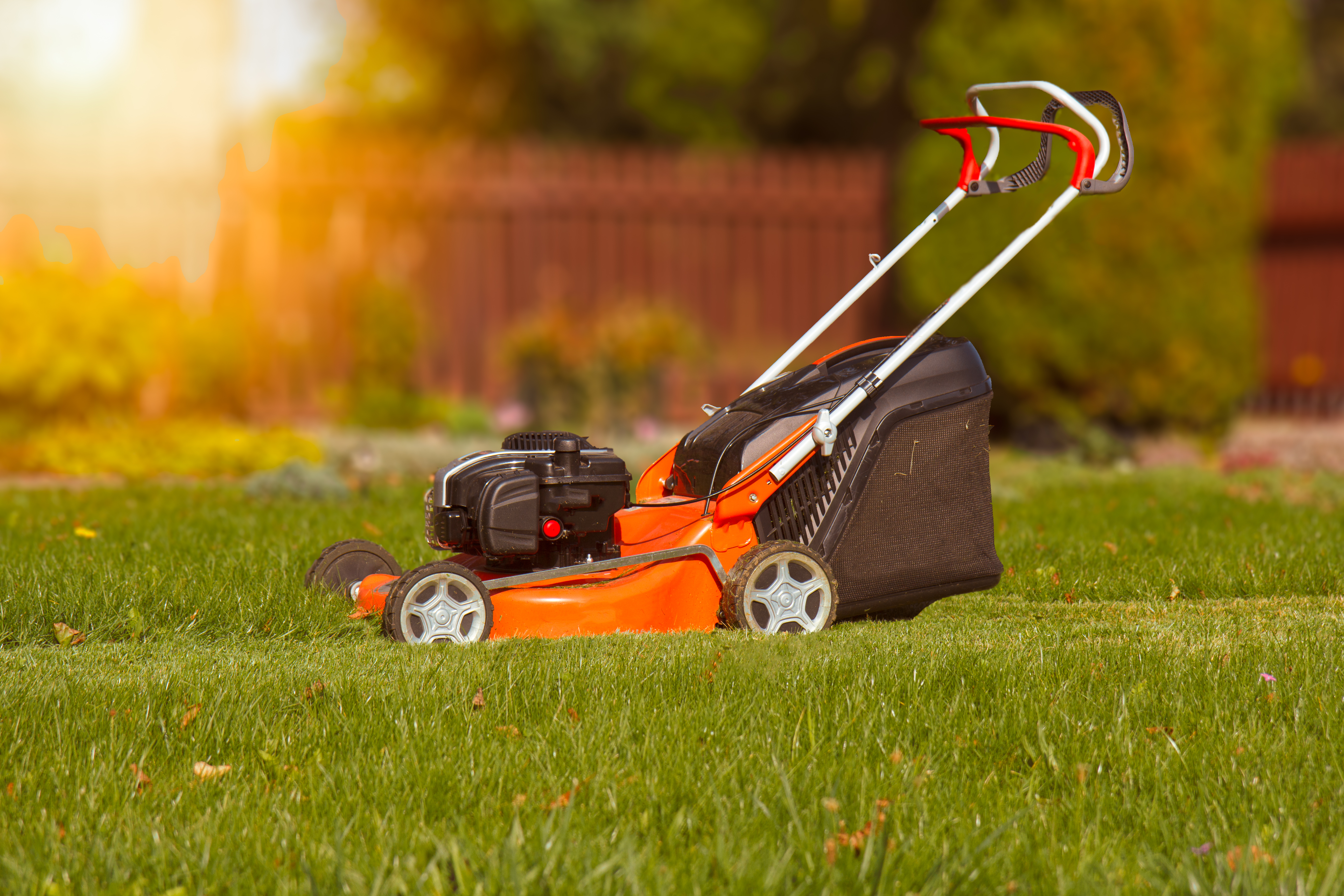 The Pull String on My Push Mower Is Locked Up | Home Guides