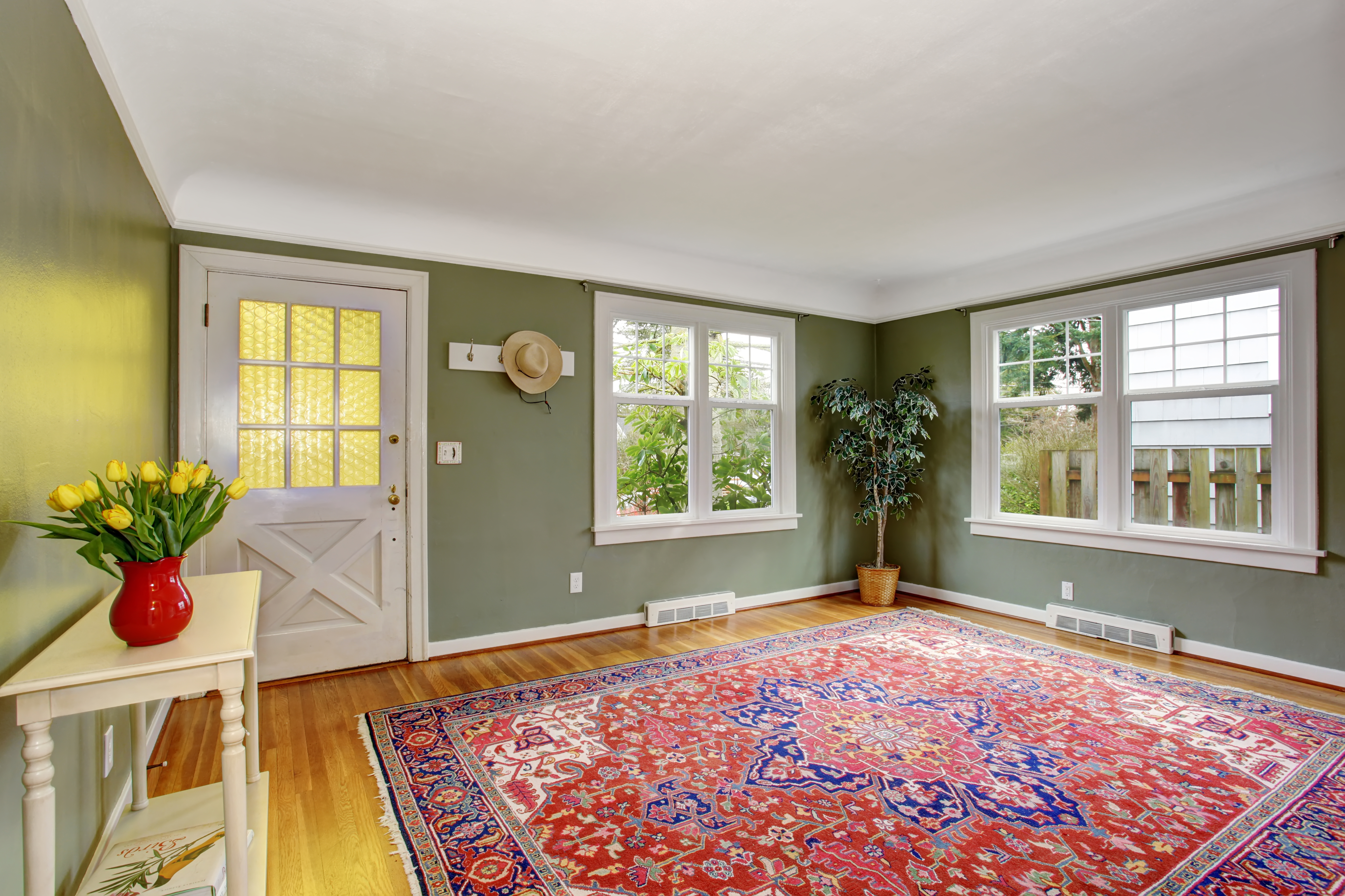 How To Get Rid Of Yellow Stains From A Rug On Flooring | Hunker