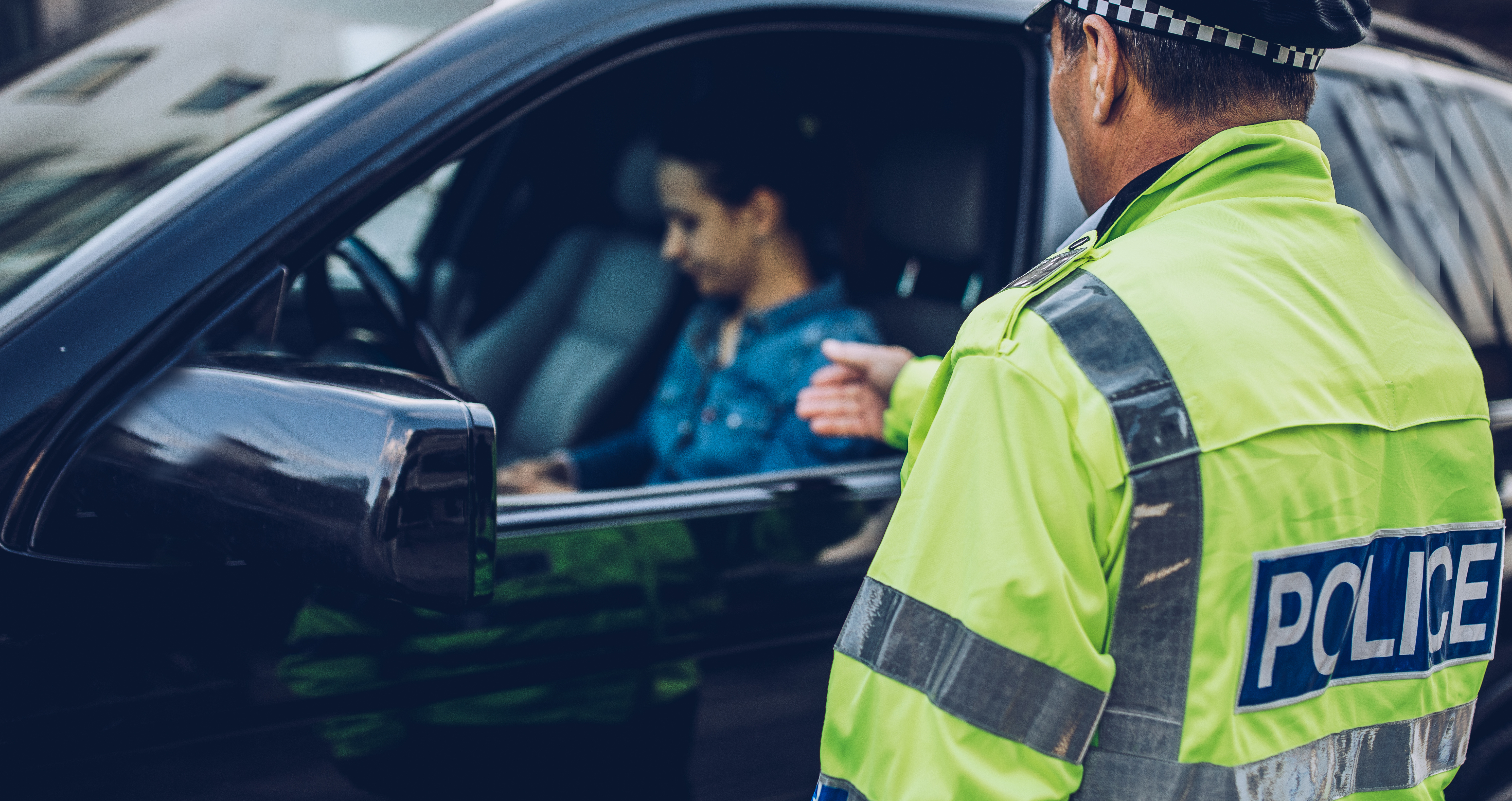 What Pops Up When the Police Run Your Plates? | Career Trend