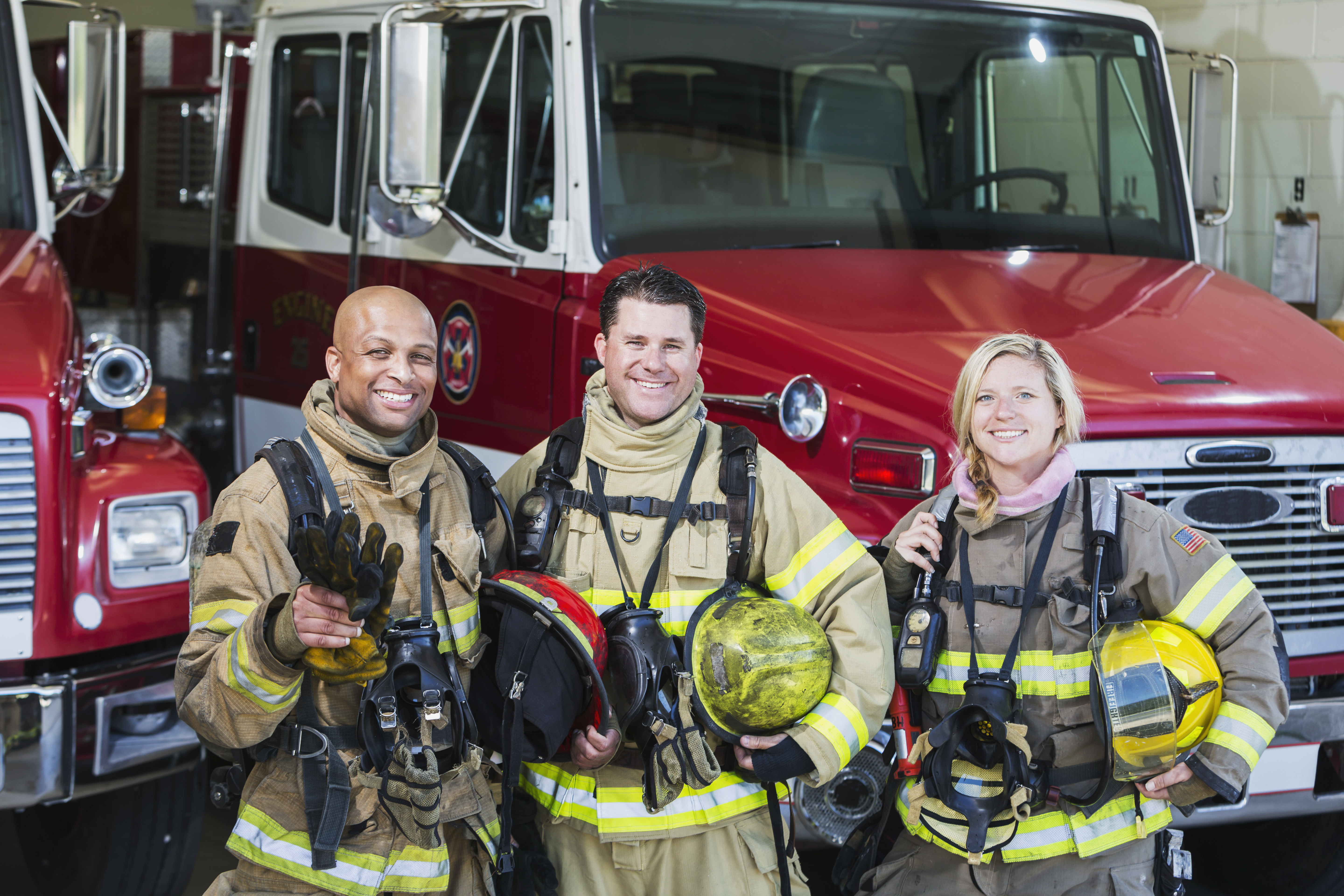 The Average Salary of a Fire Lieutenant | Bizfluent