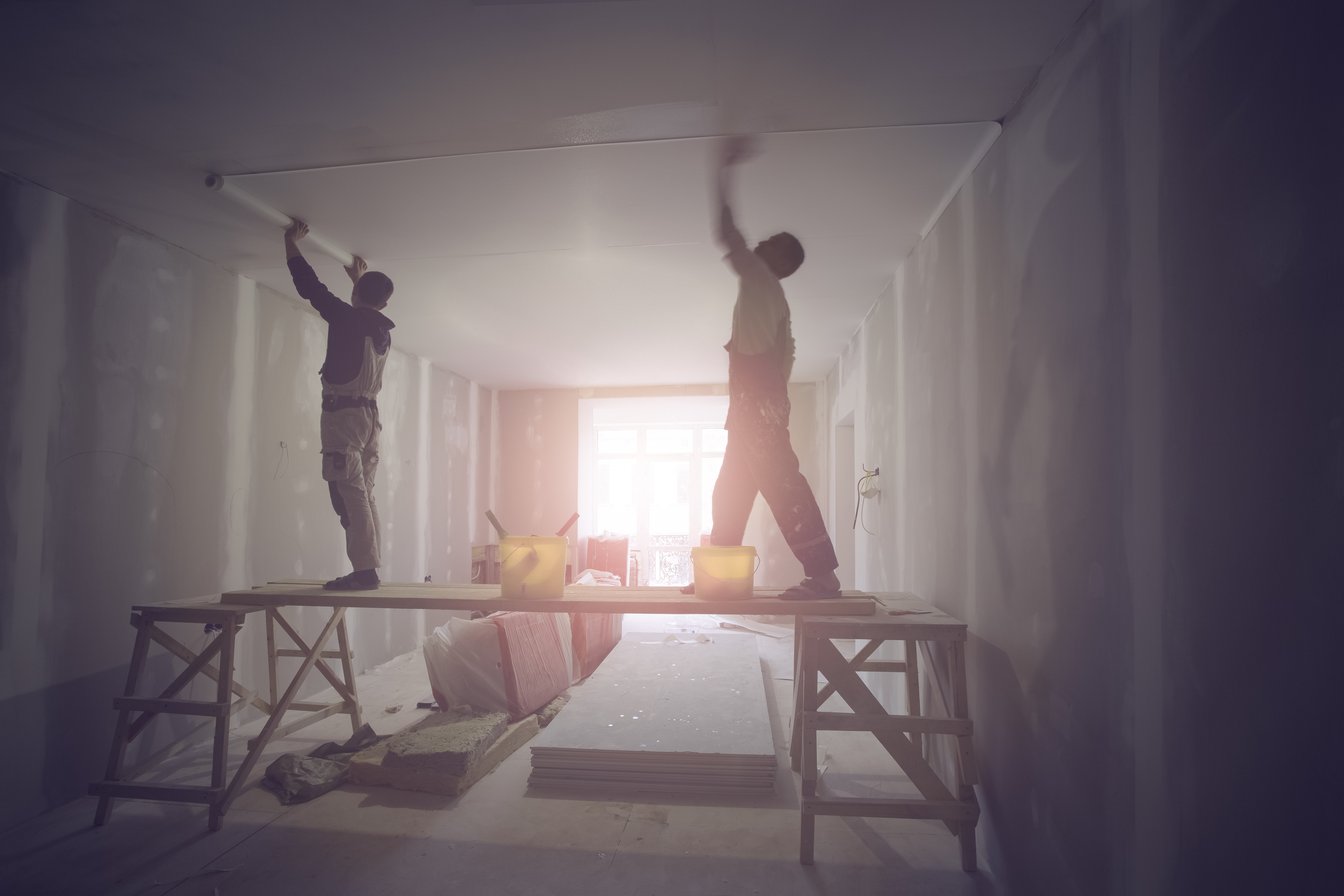 How to Fix Uneven Drywall | Home Guides | SF Gate