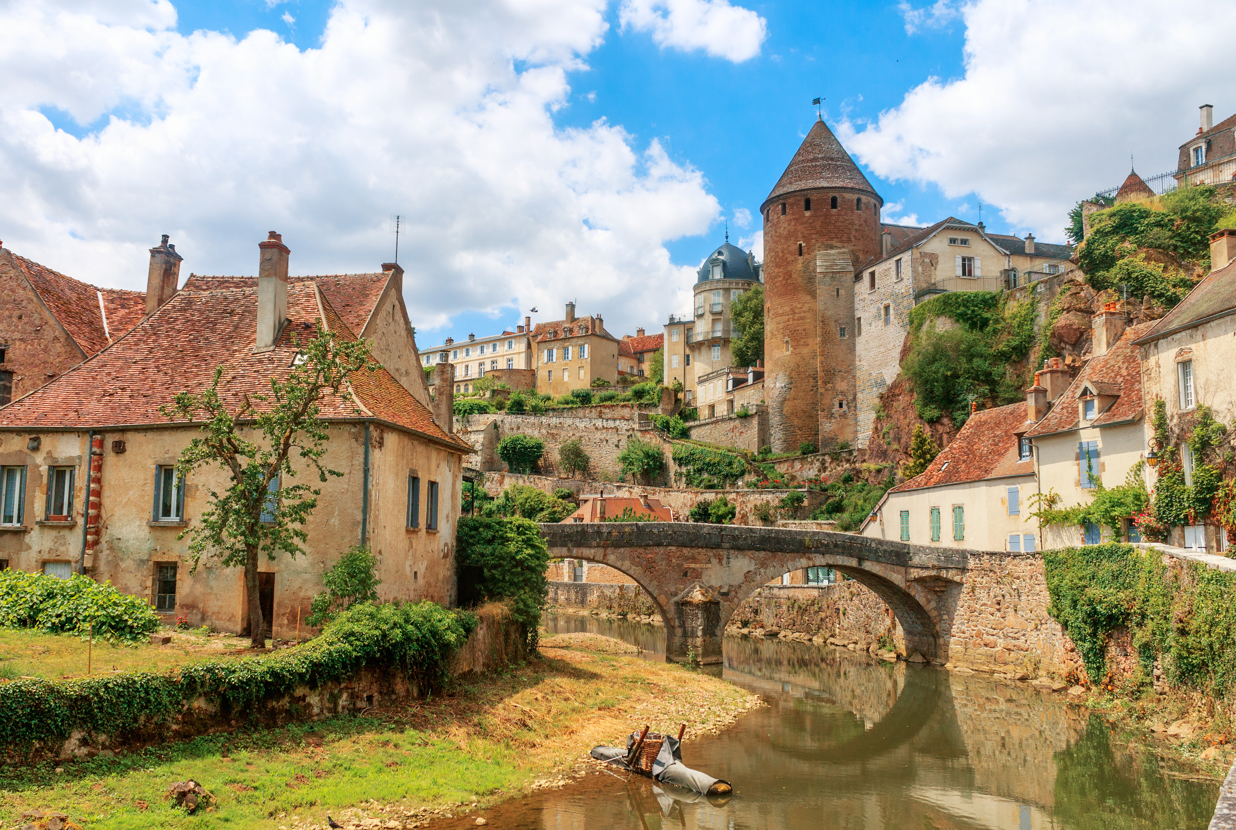 Typical October Weather in Beaune, France | USA Today