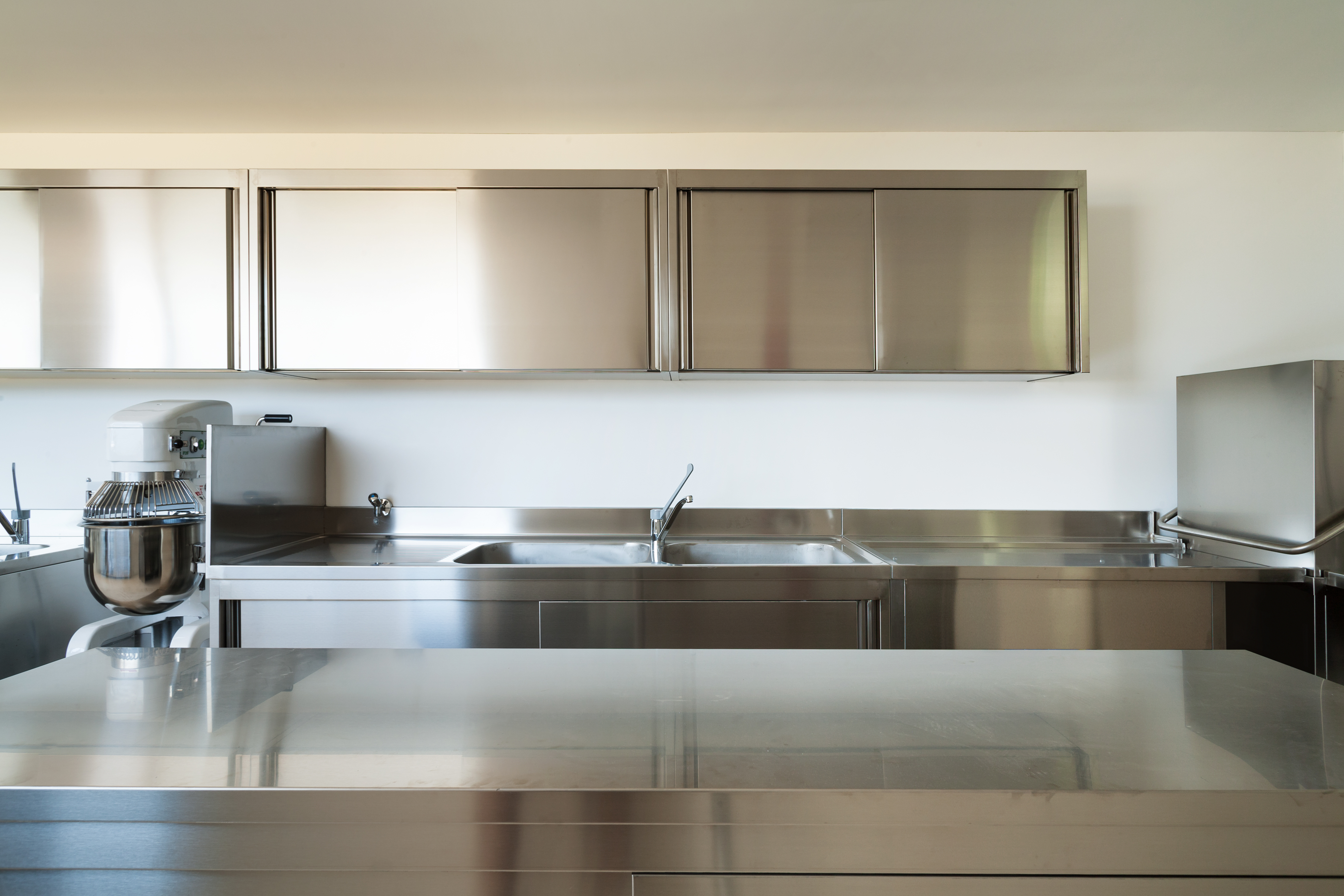 How To Clean Metal Cabinets Hunker