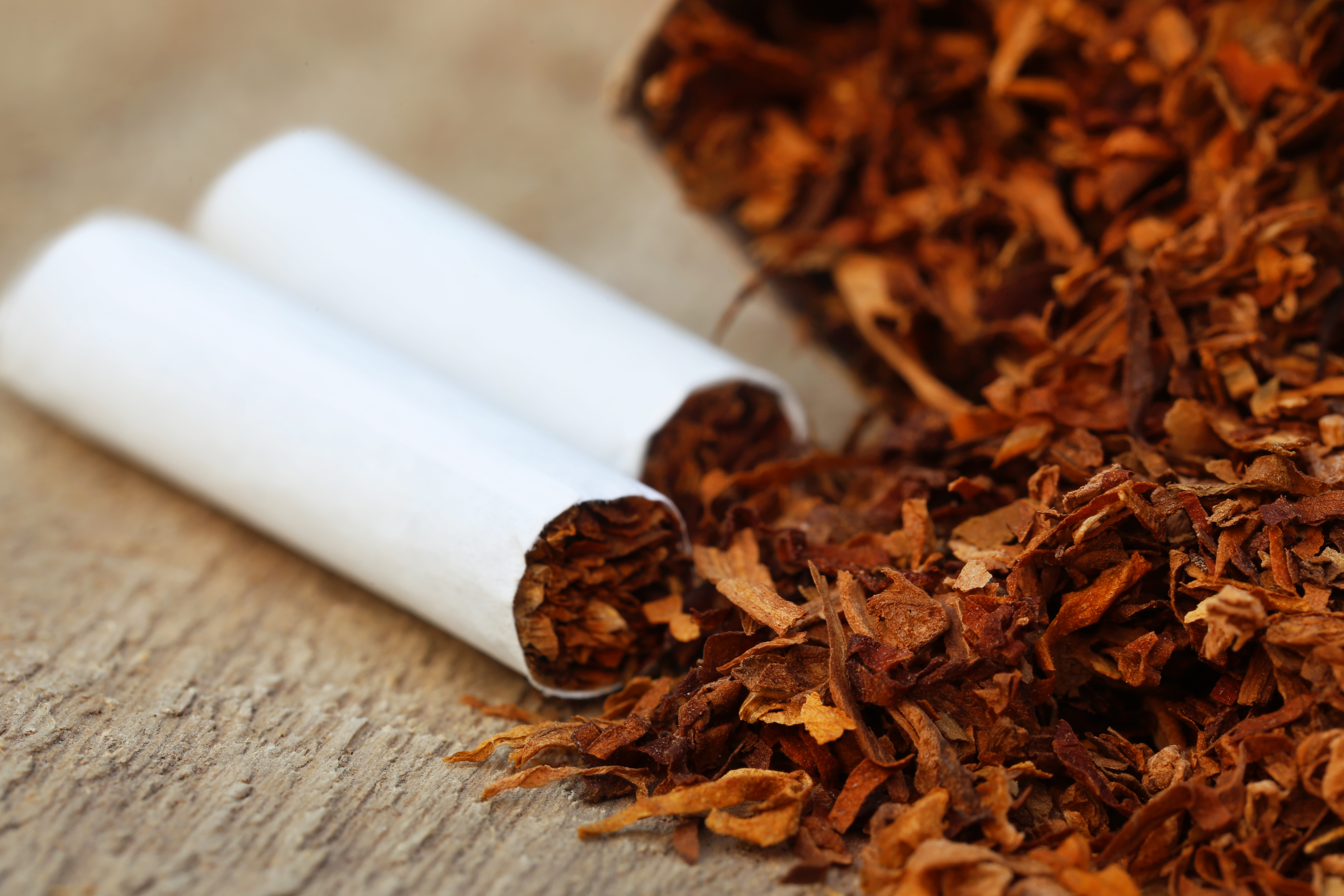 How to Make My Own Herbal Blend Cigarettes   LEAFtv
