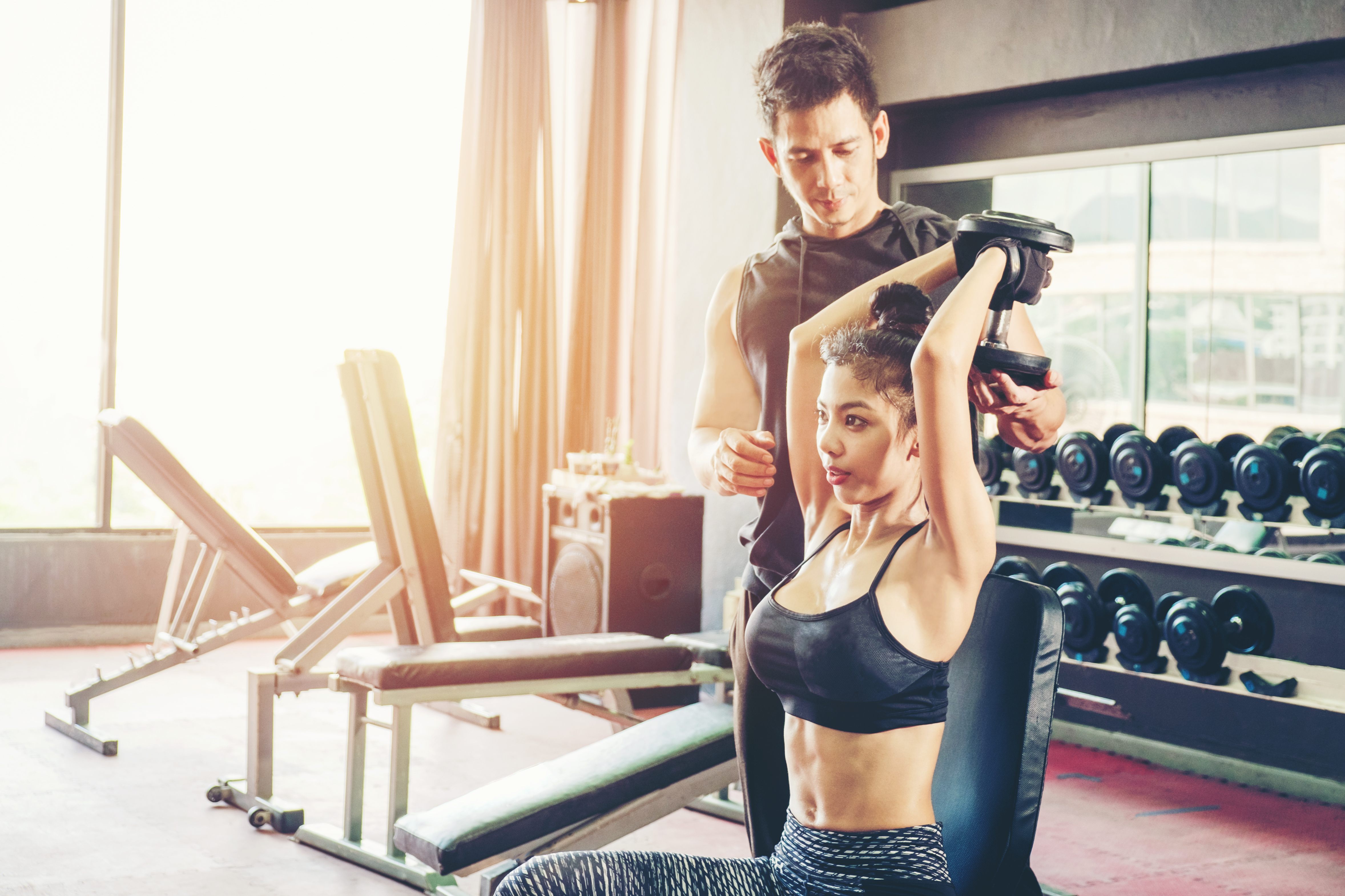 What Education Is Needed To Become A Personal Trainer Chron