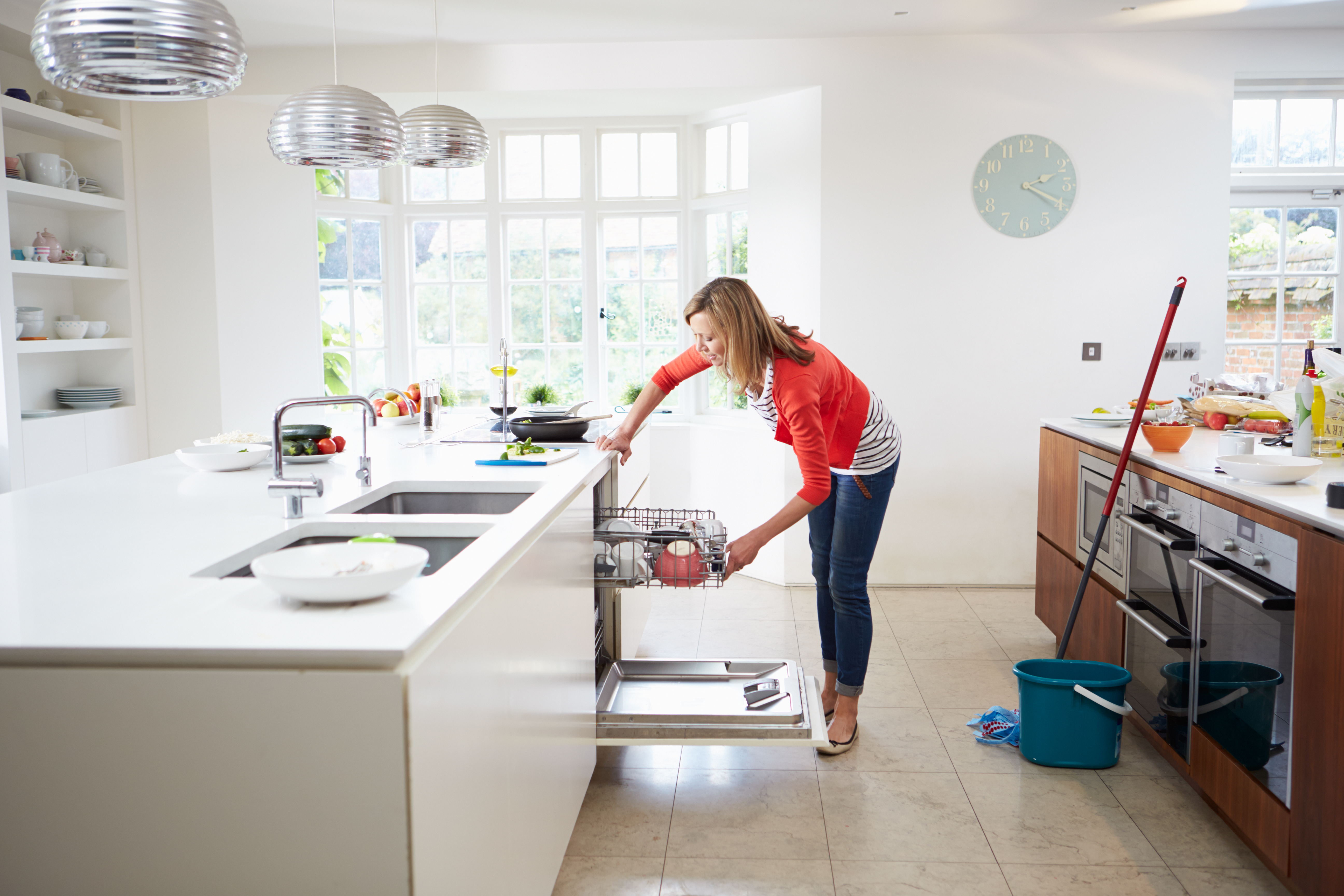 Dishwasher Spray Arm Not Turning | Home Guides | SF Gate