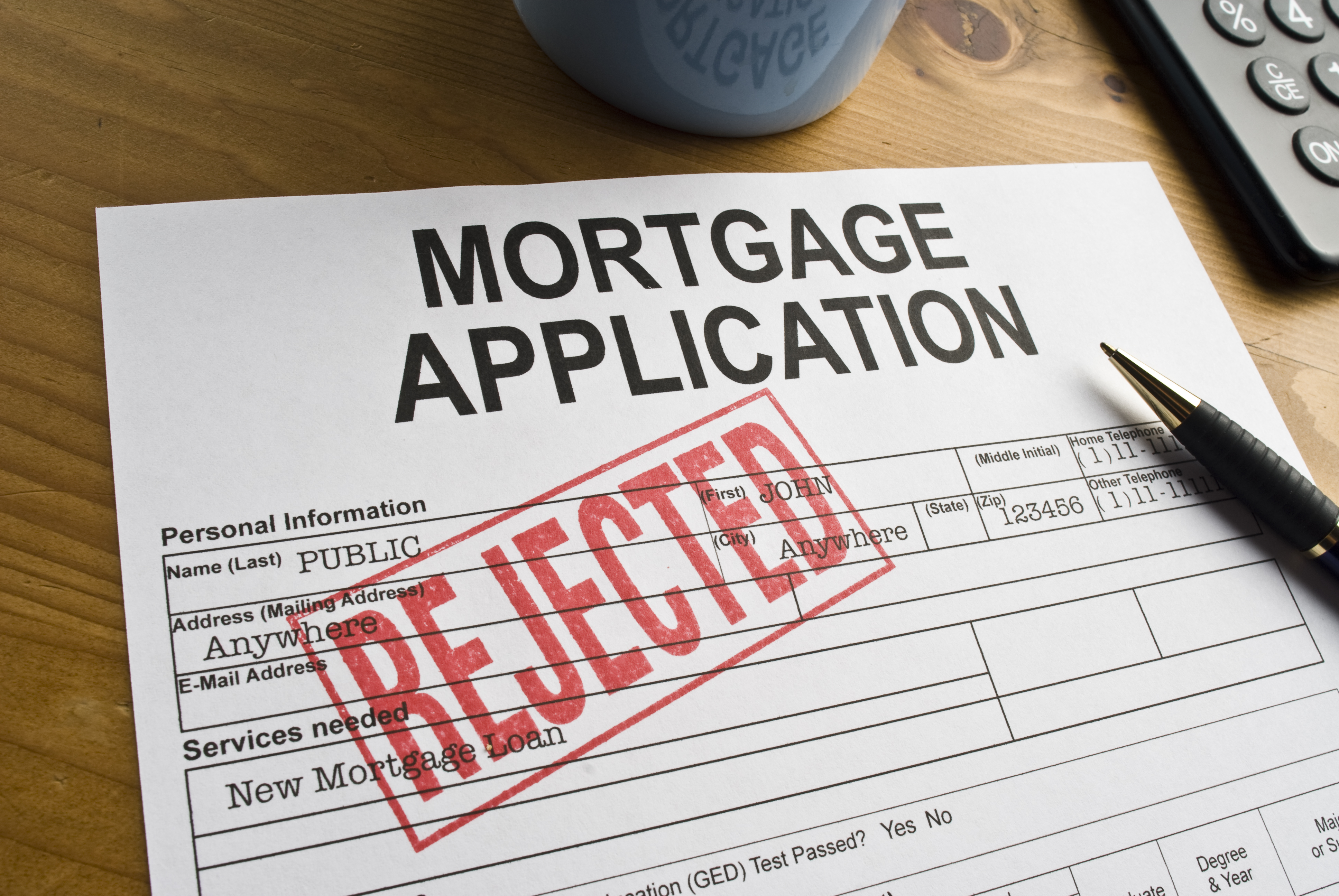 How Can I Get My Deposit Back If My Mortgage Application Is Declined