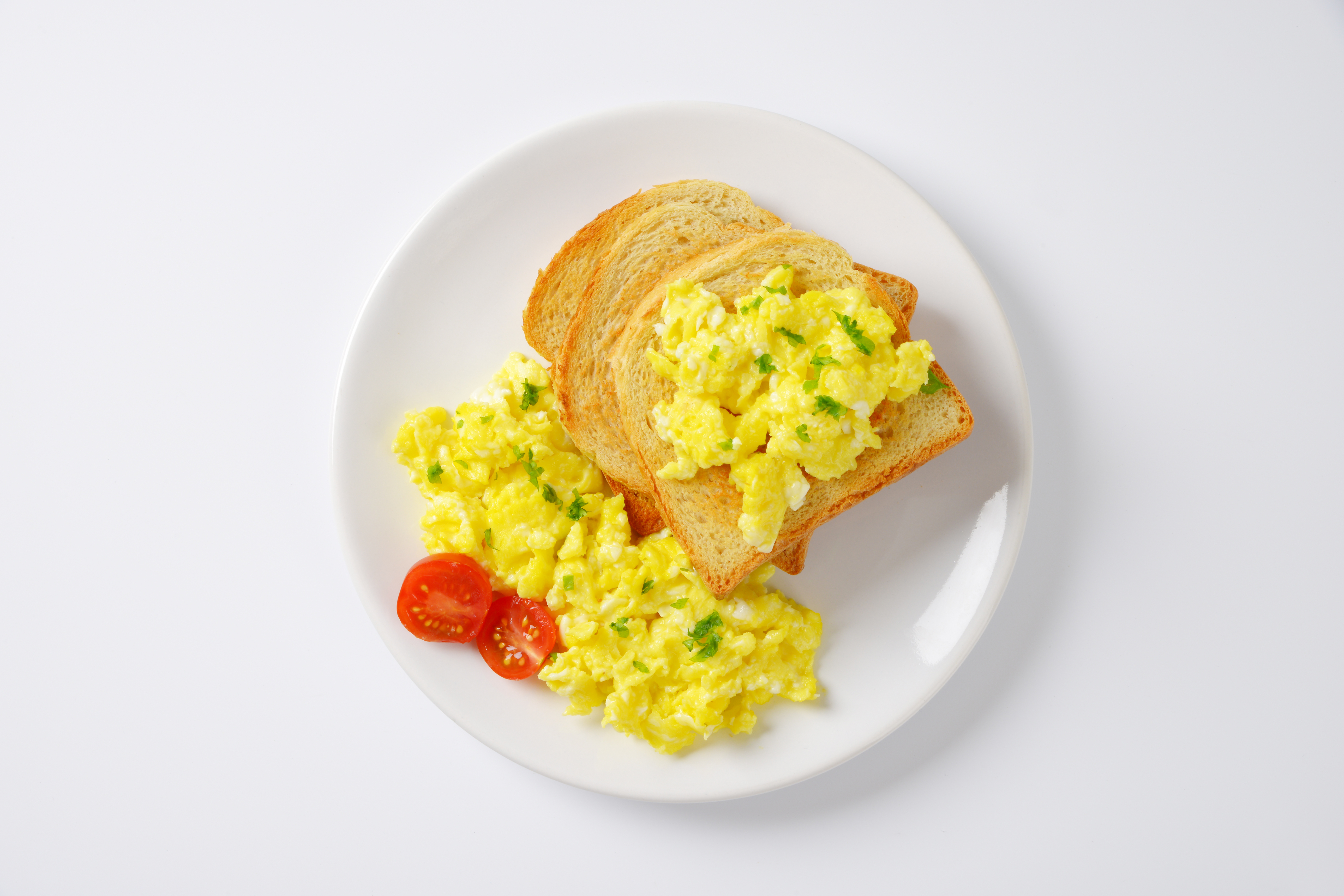 How Many Carbohydrates Are in Scrambled Eggs With Cheese & Peppers? |  Healthy Eating | SF Gate