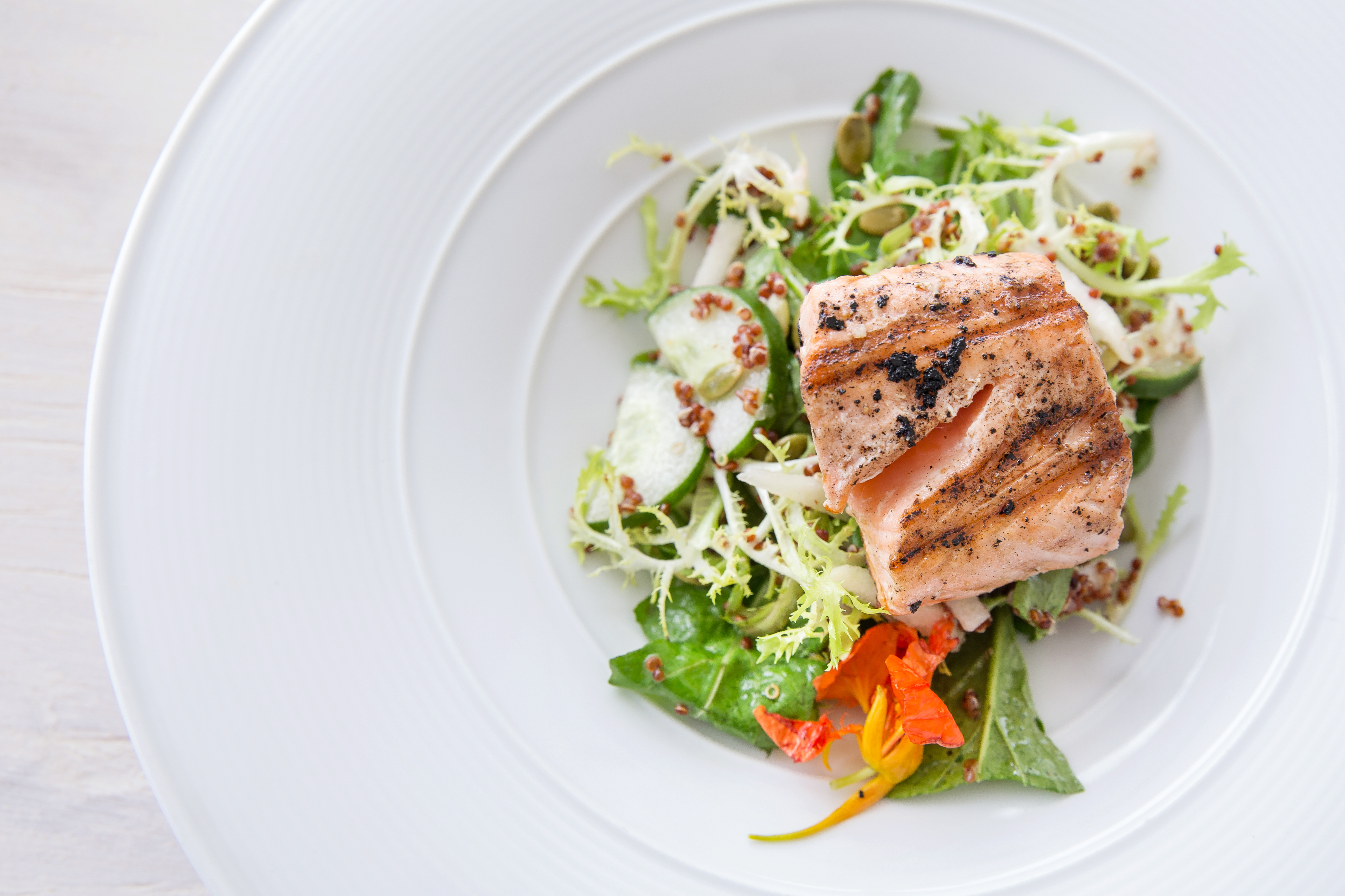 List Of Foods That A Pescatarian Can Eat Healthy Eating Sf Gate