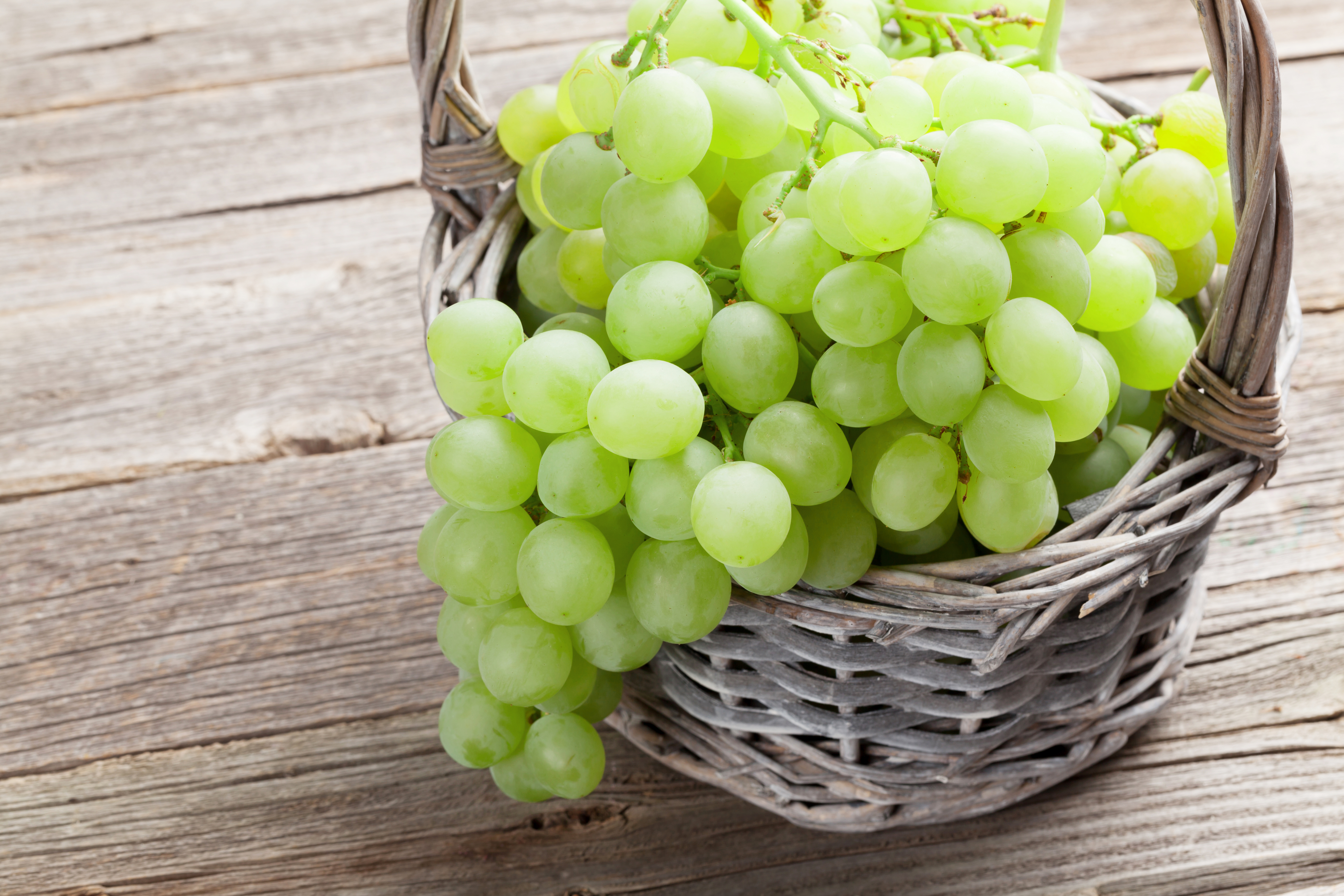 are green seedless grapes good for you?   healthy eating   sf gate