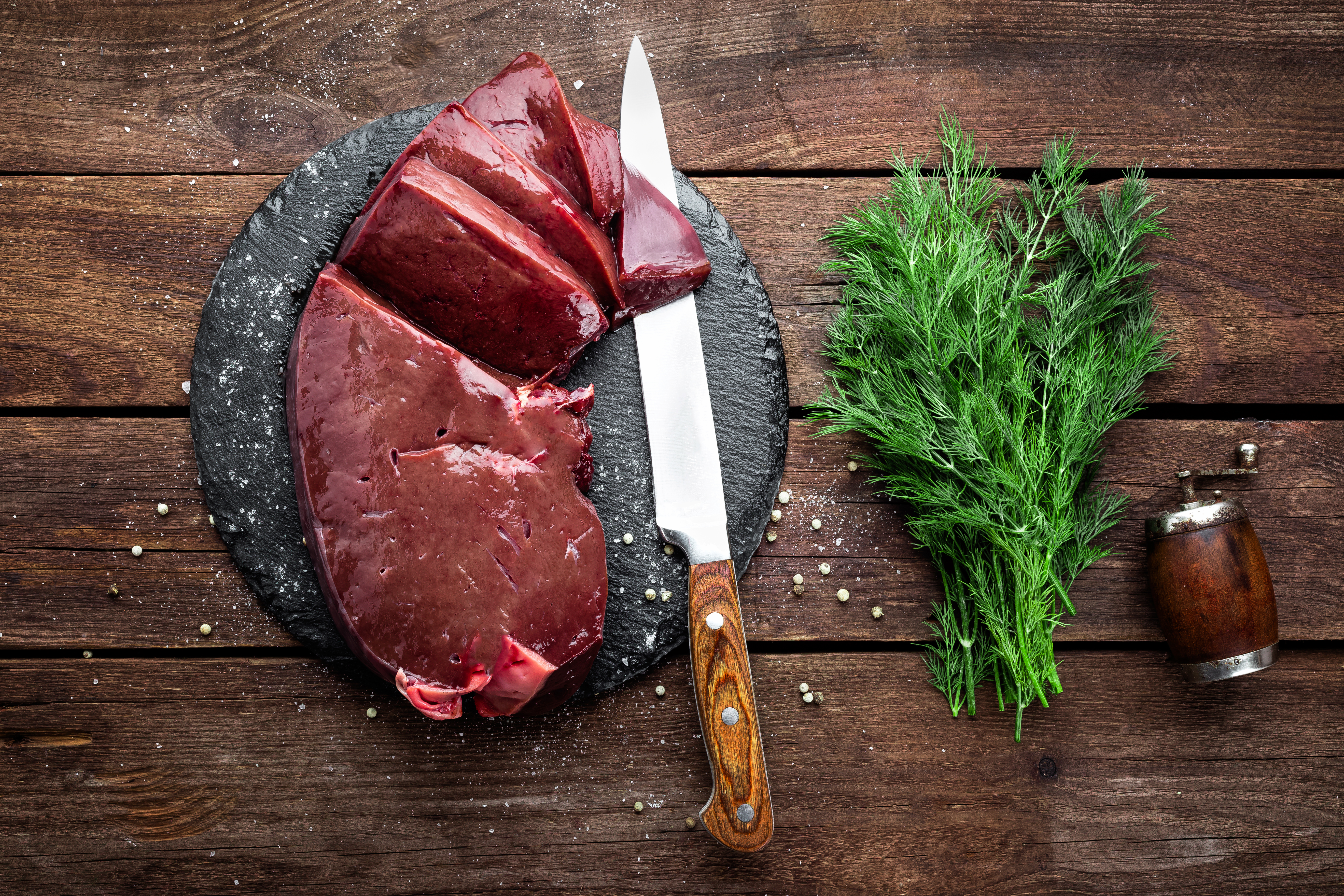 How Often Should You Eat Liver for Iron Intake? | Healthy