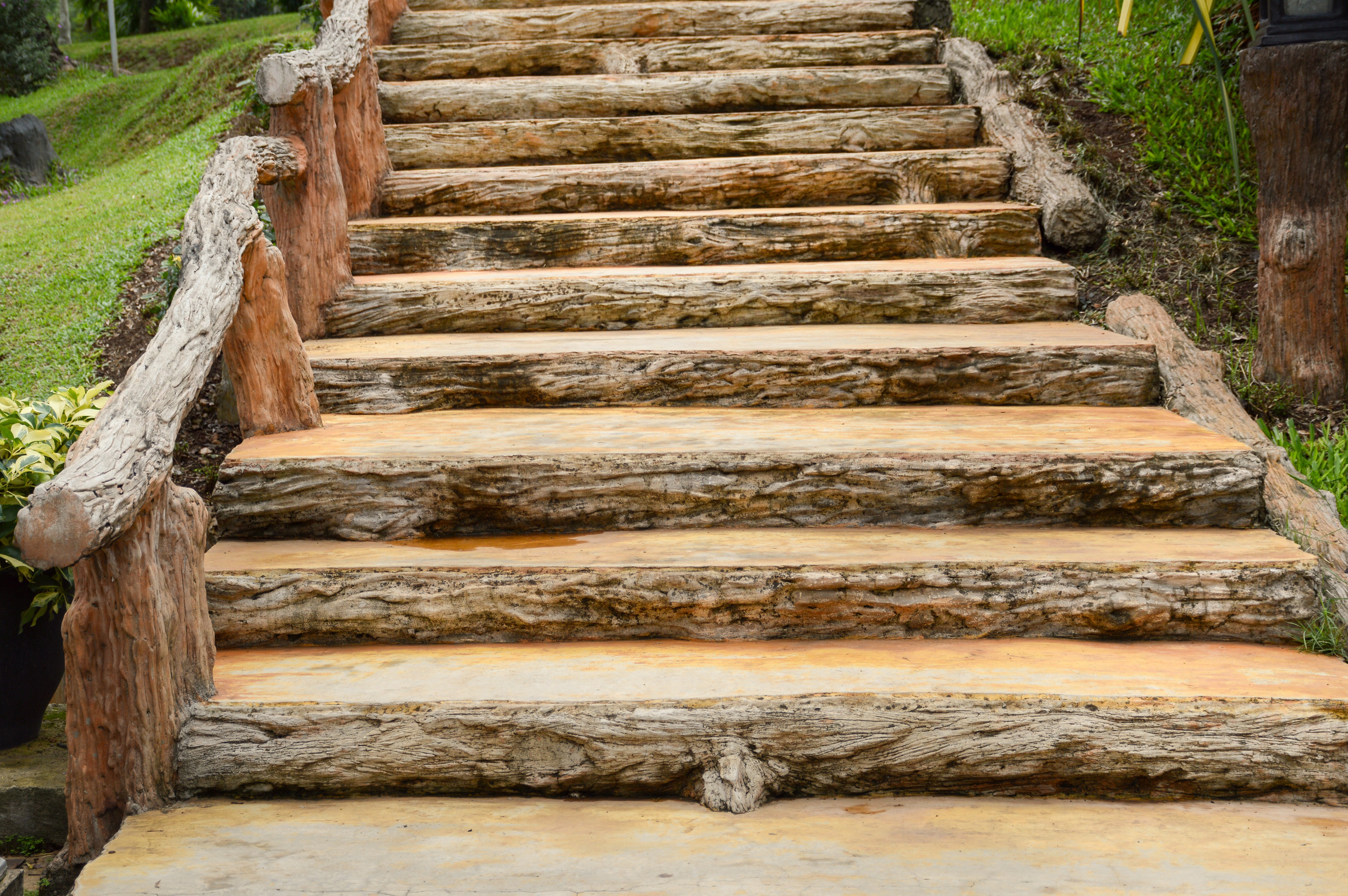 How To Cut Steps Into A Dirt Slope Hunker