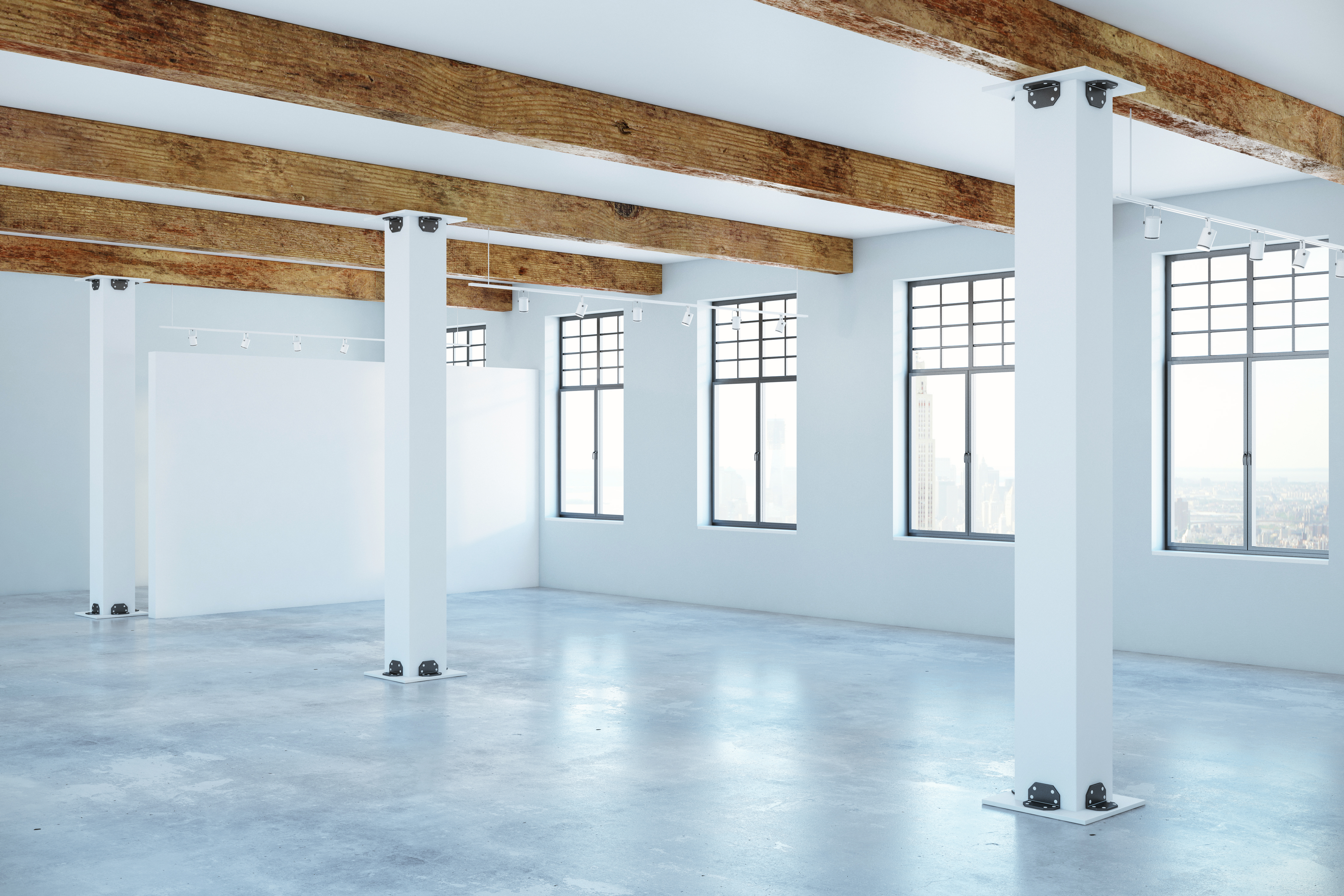 How To Clean An Unsealed Concrete Floor Hunker