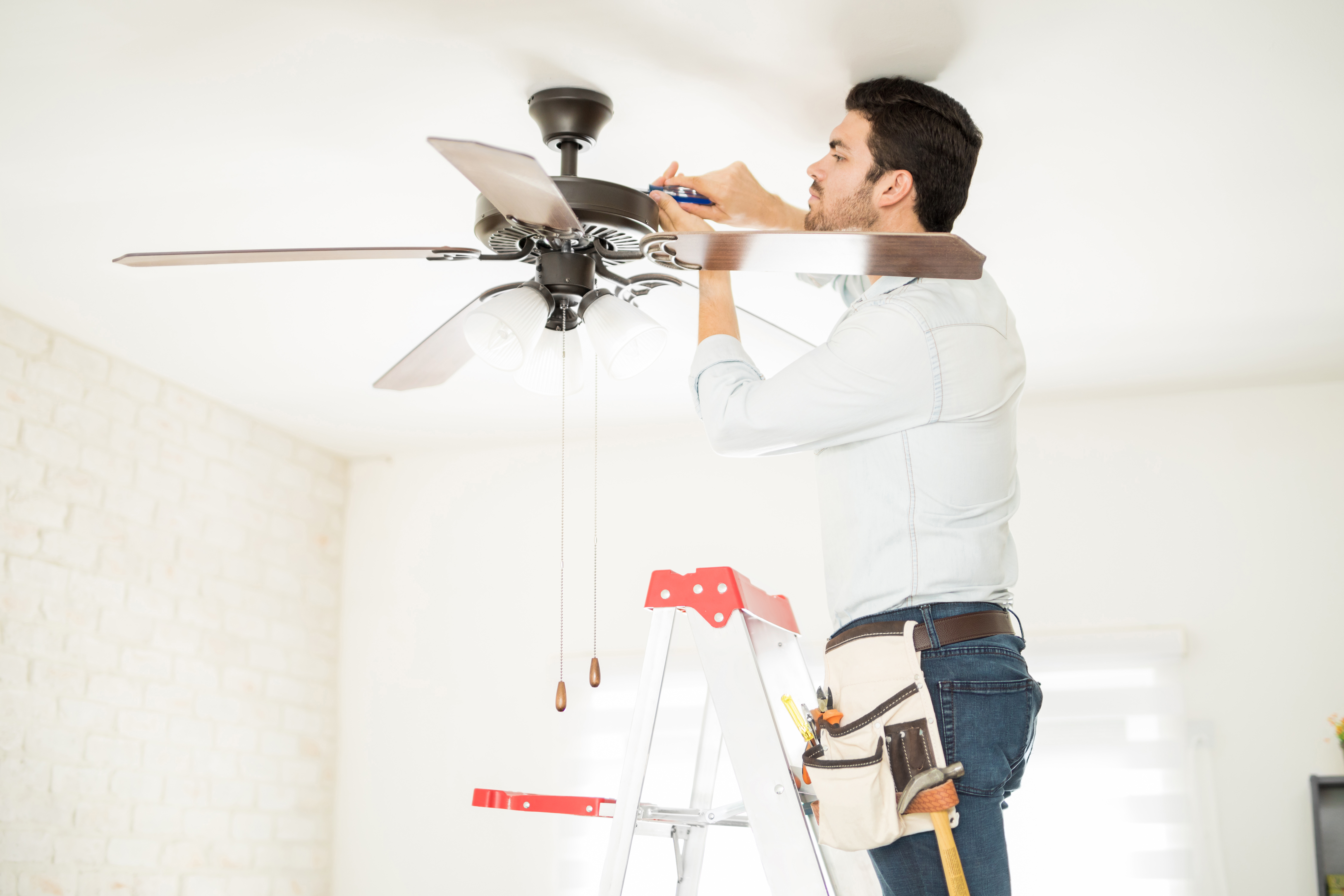 Wiring A Ceiling Fan With Old Wiring
