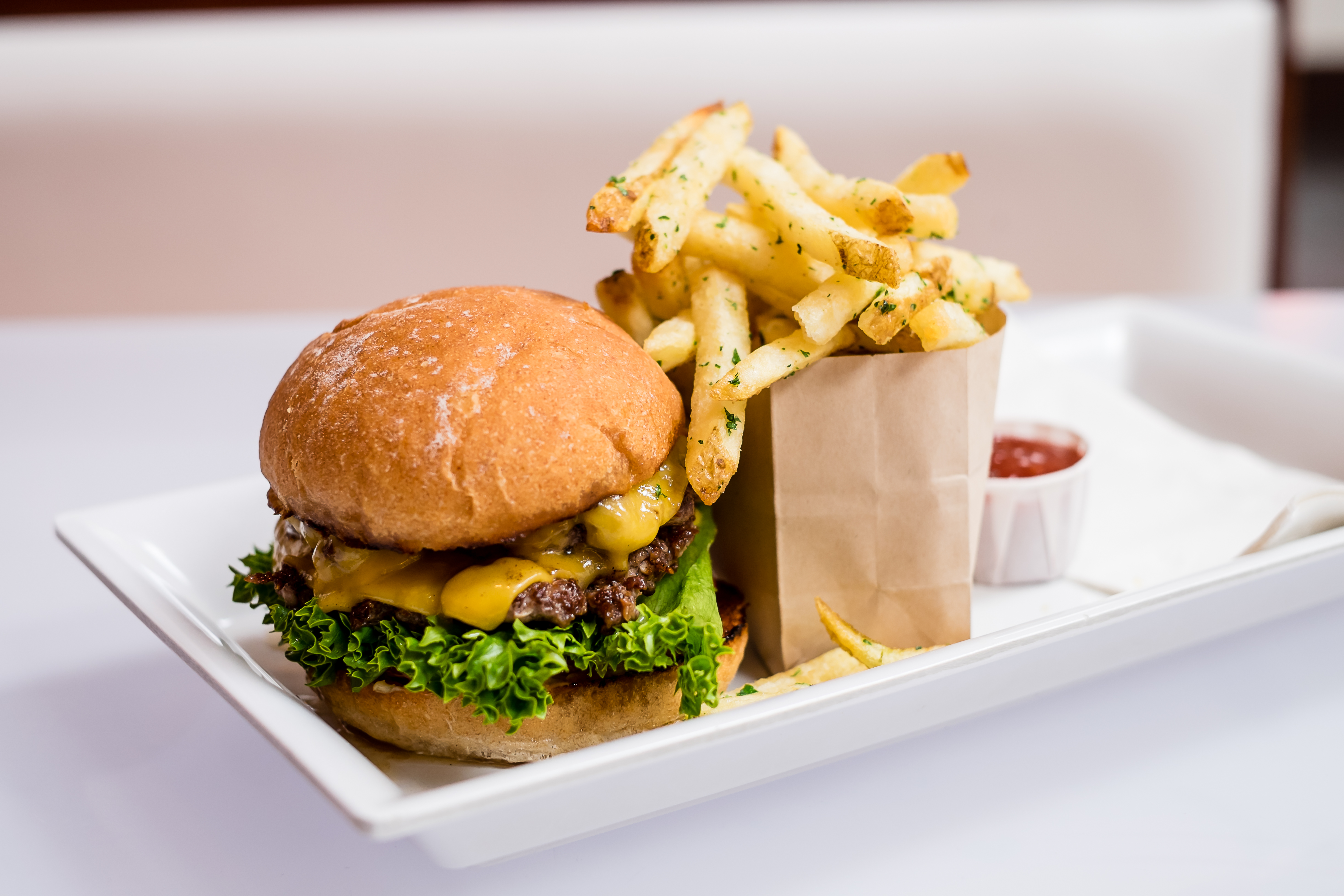 How Much Sodium Is in an Average Hamburger? | Healthy Eating