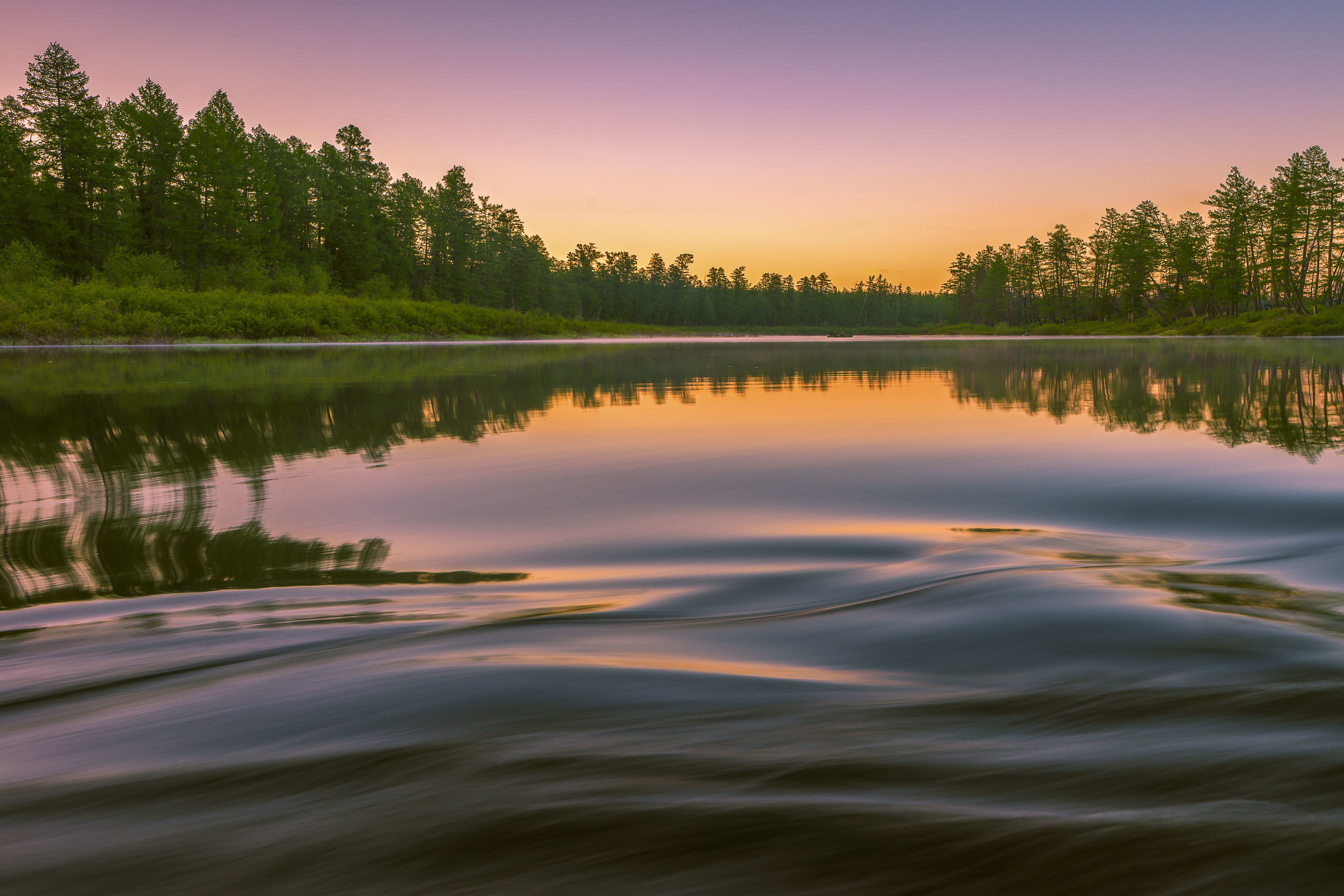Fishing in Wolf River, Wisconsin | USA Today