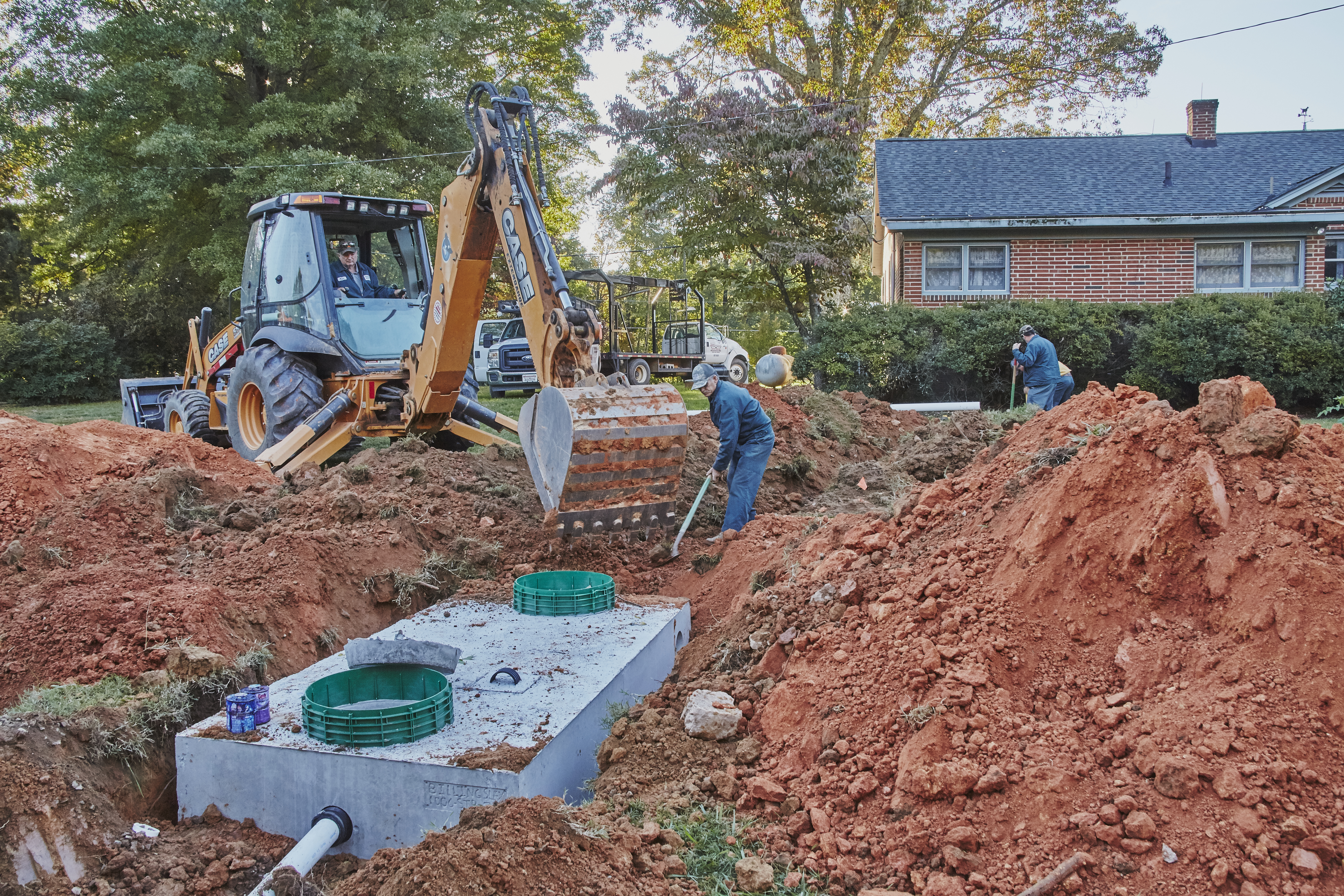 What Size Septic Tank Do I Need? | Hunker