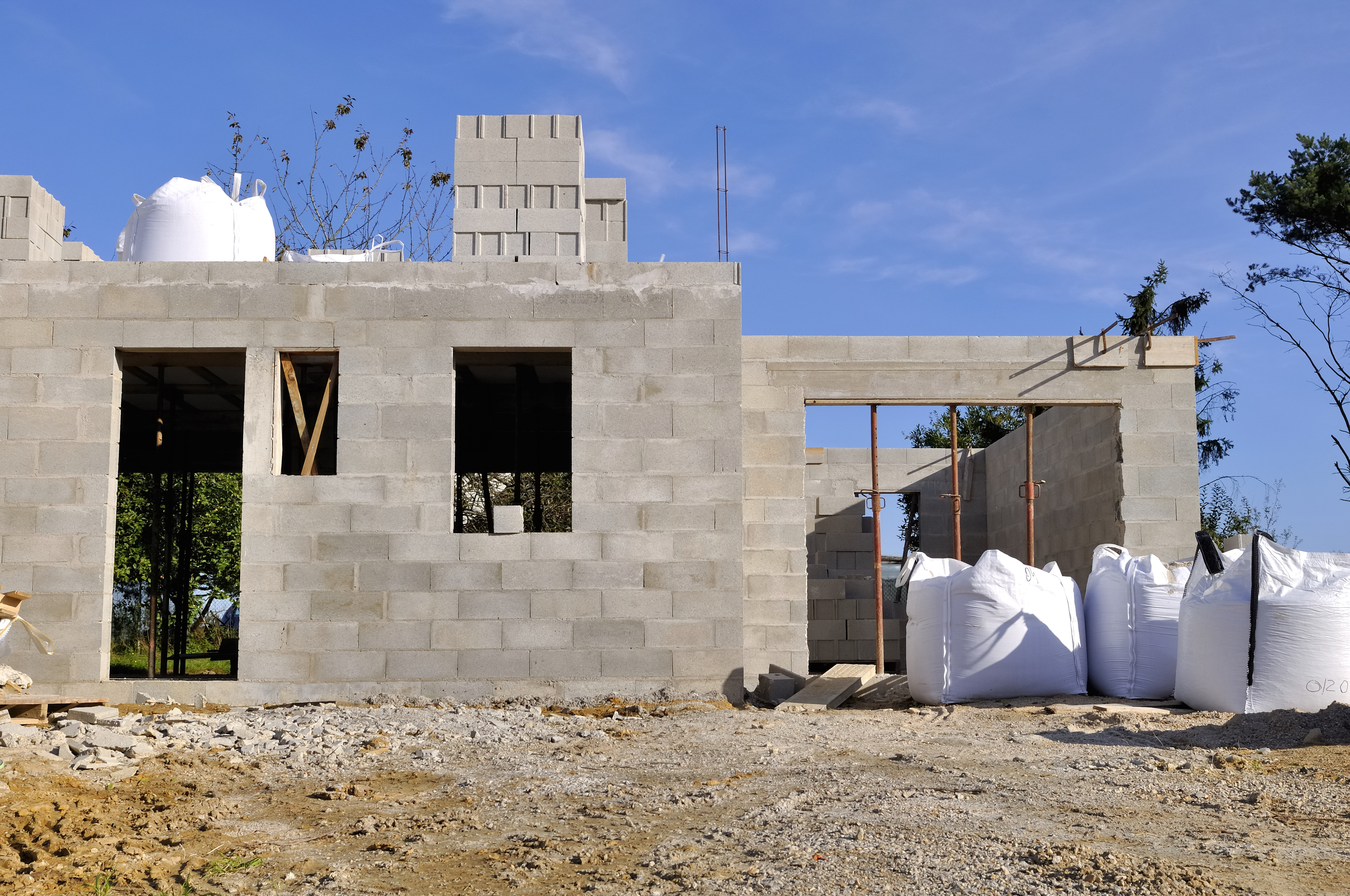 The Pros & Cons of Concrete Block House Construction | Home Guides