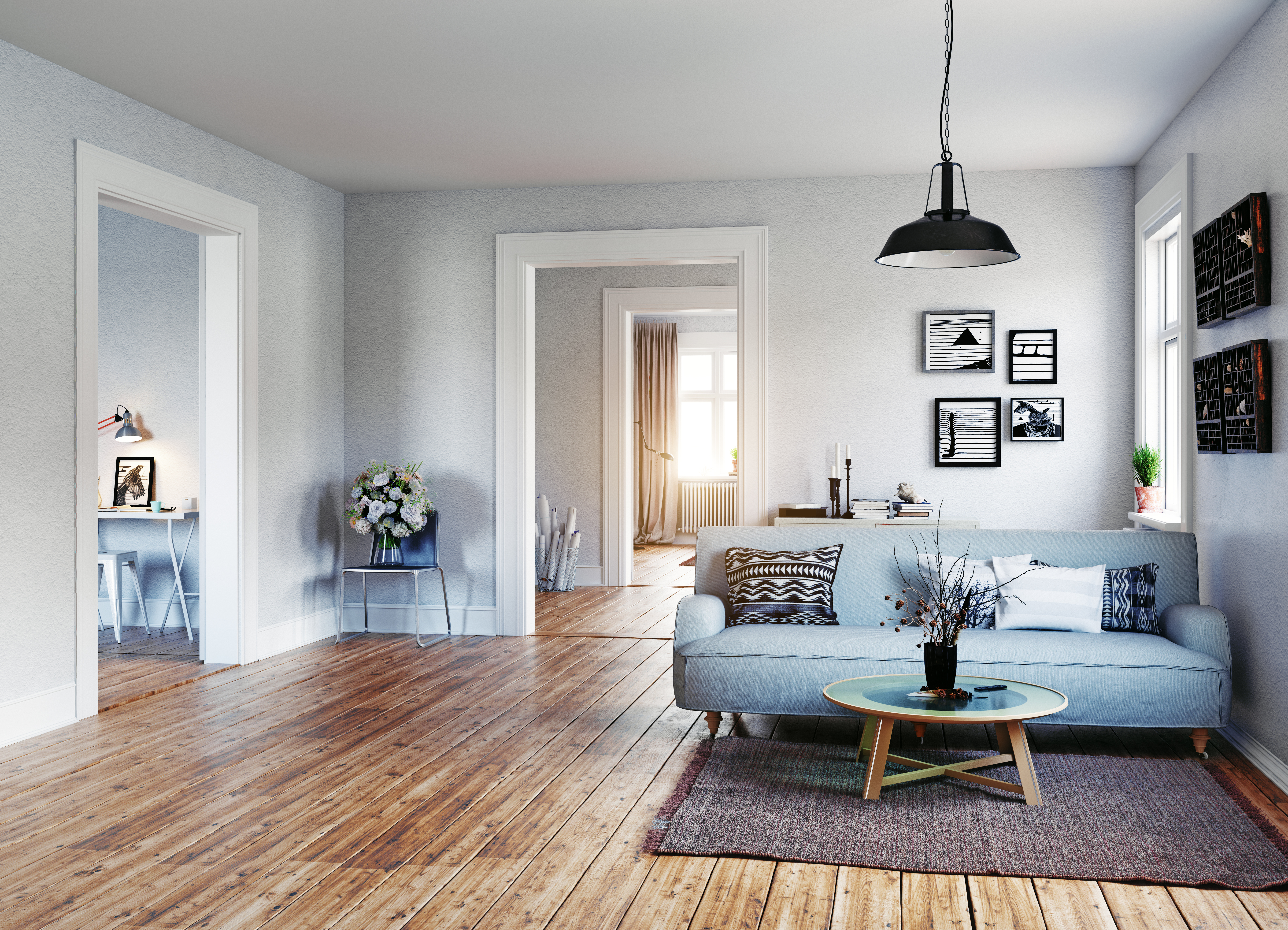 Difference Between an Efficiency & Studio Apartment | Home ...