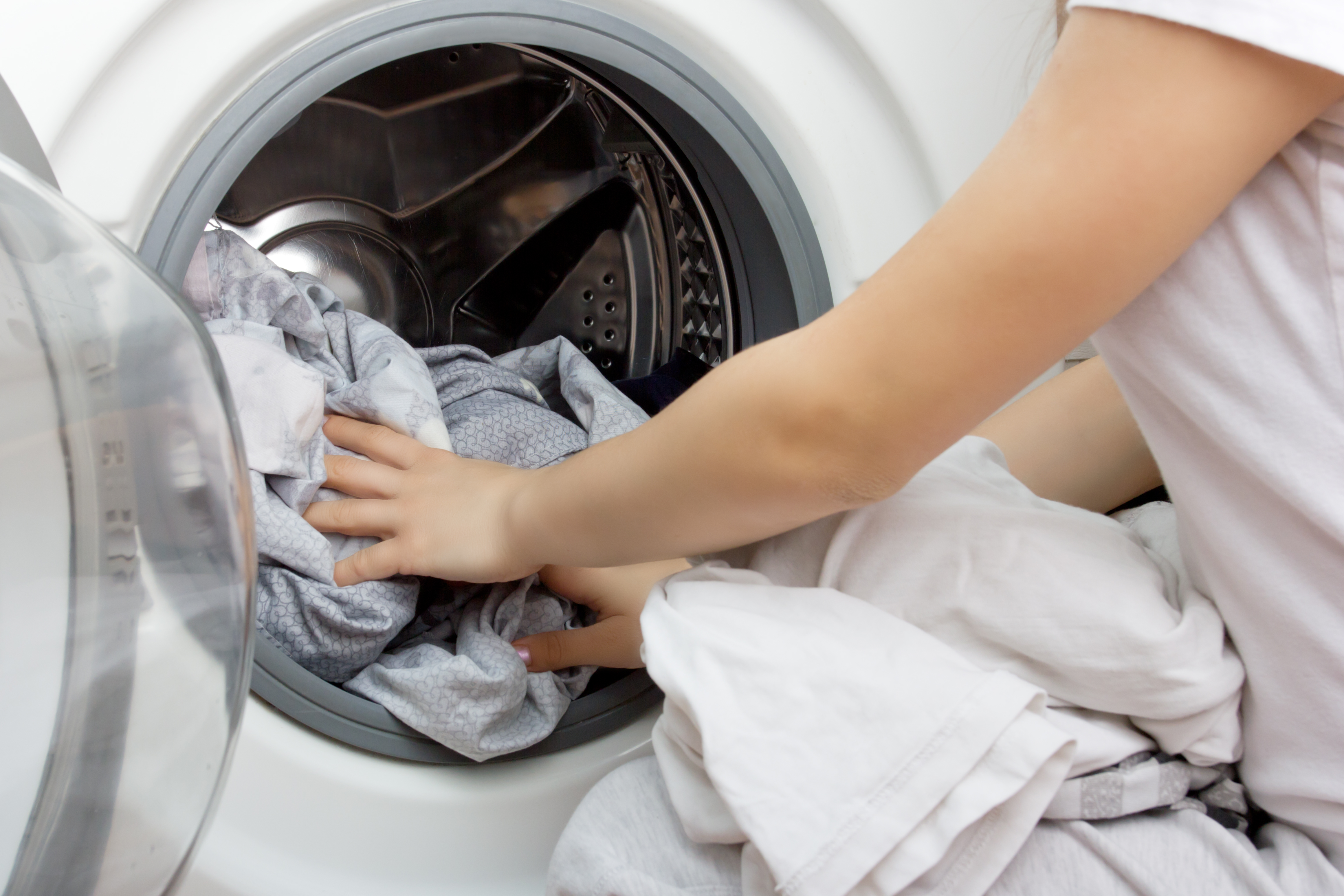 What Would Cause Holes in Clothes in a Front Load Washing Machine