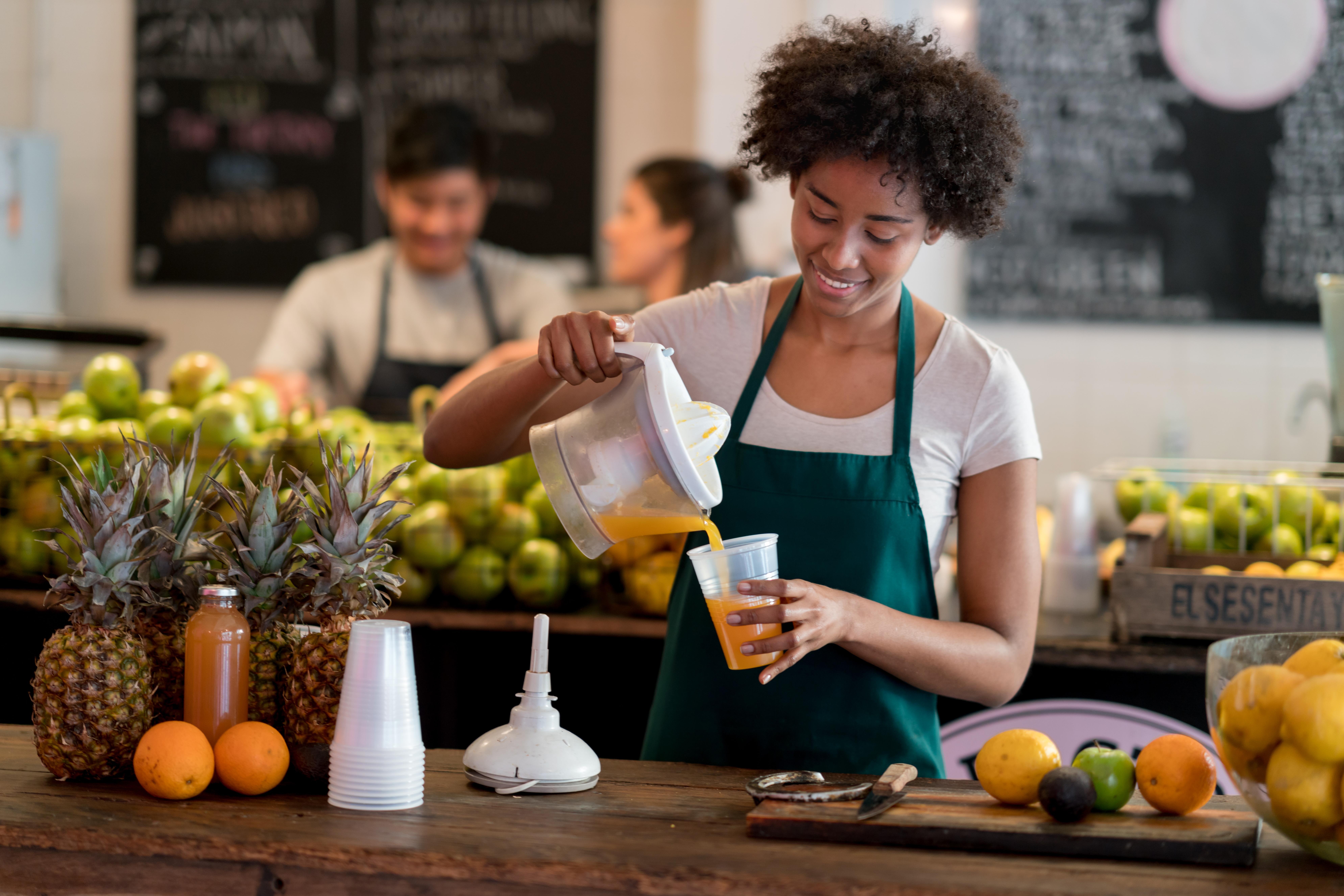 How to Open a Juice & Smoothie Bar | Chron com