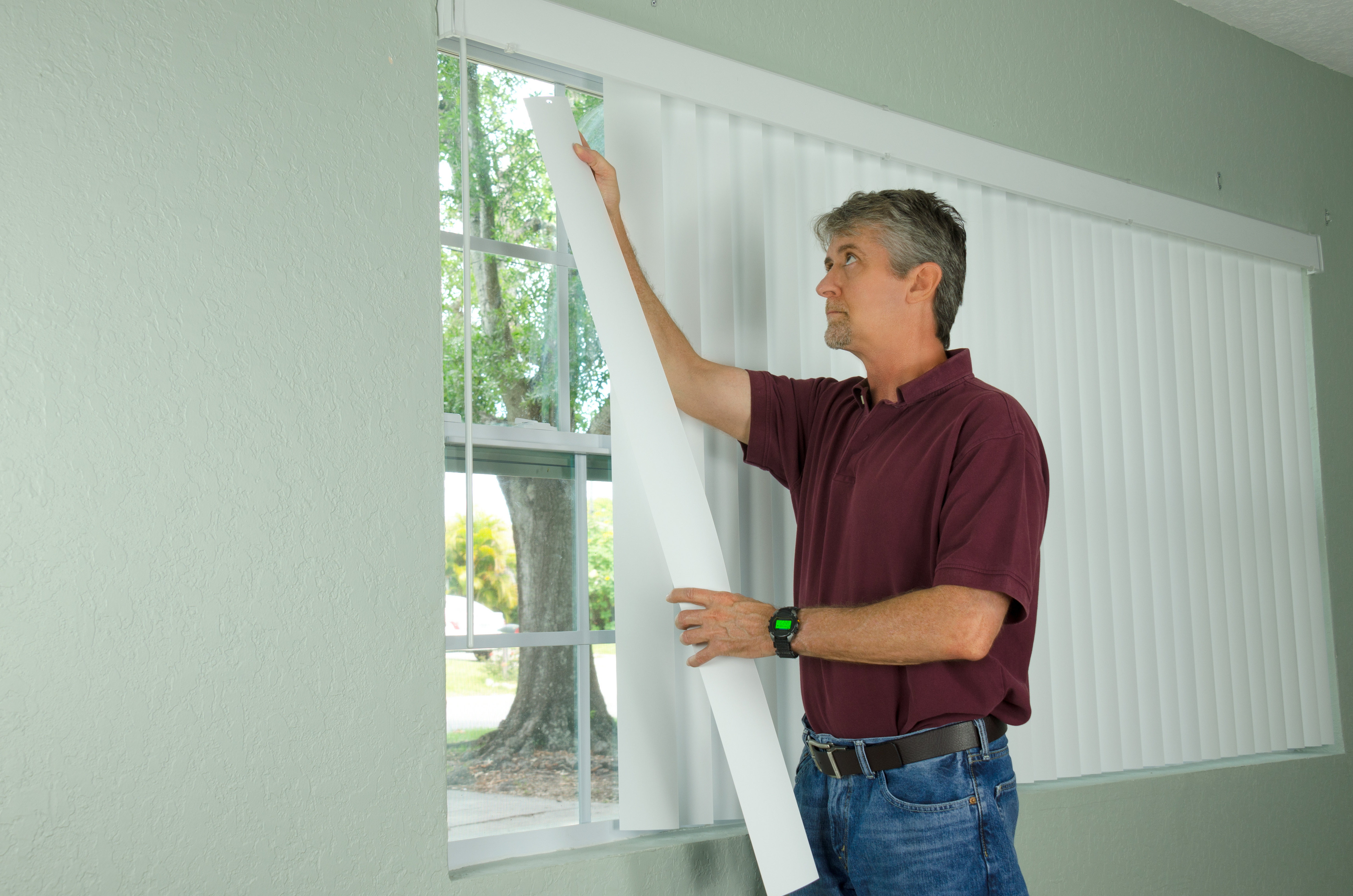 How To Remove Blinds Hunker