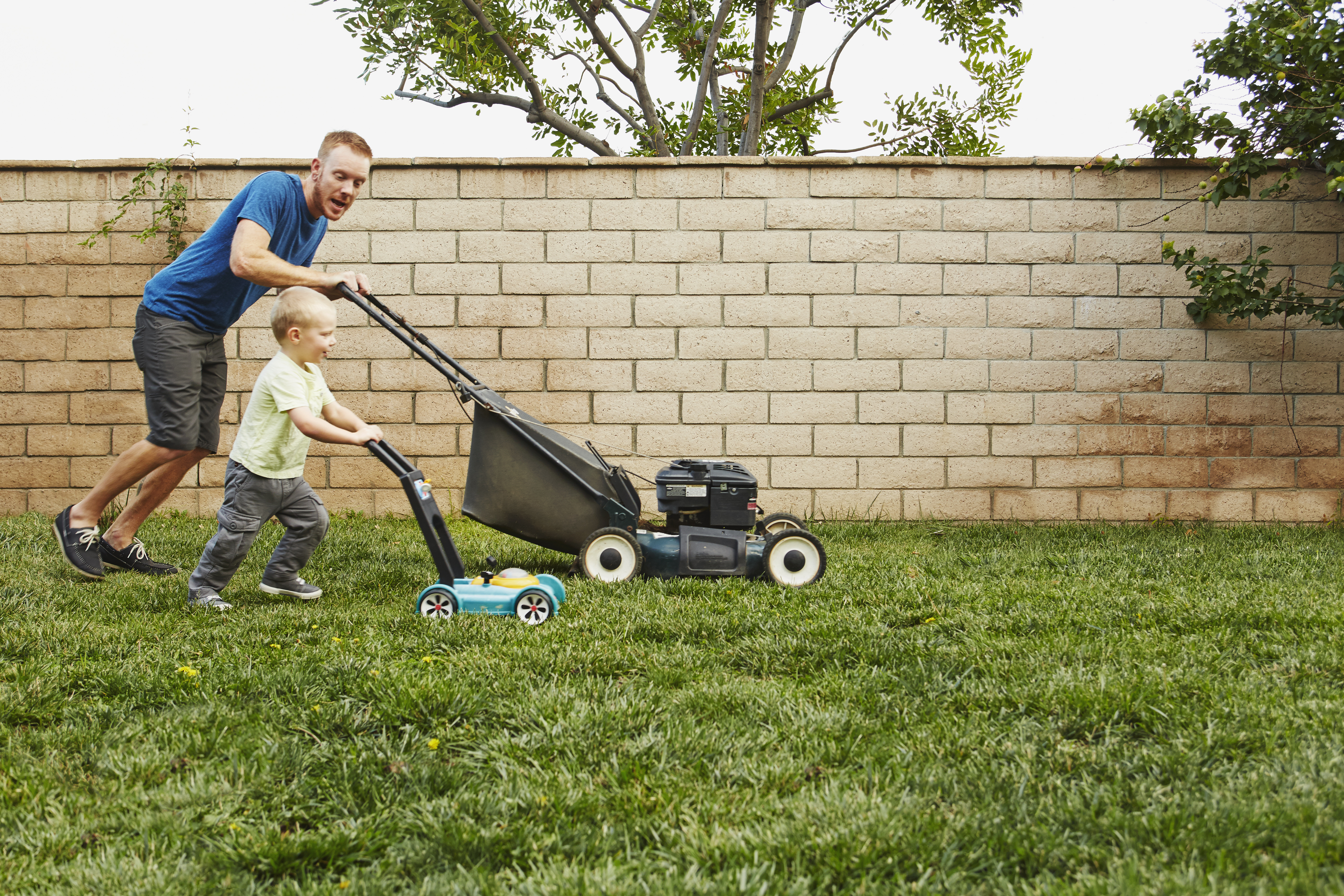 Does Old Gas Cause a Mower to Not Start? | Home Guides | SF Gate