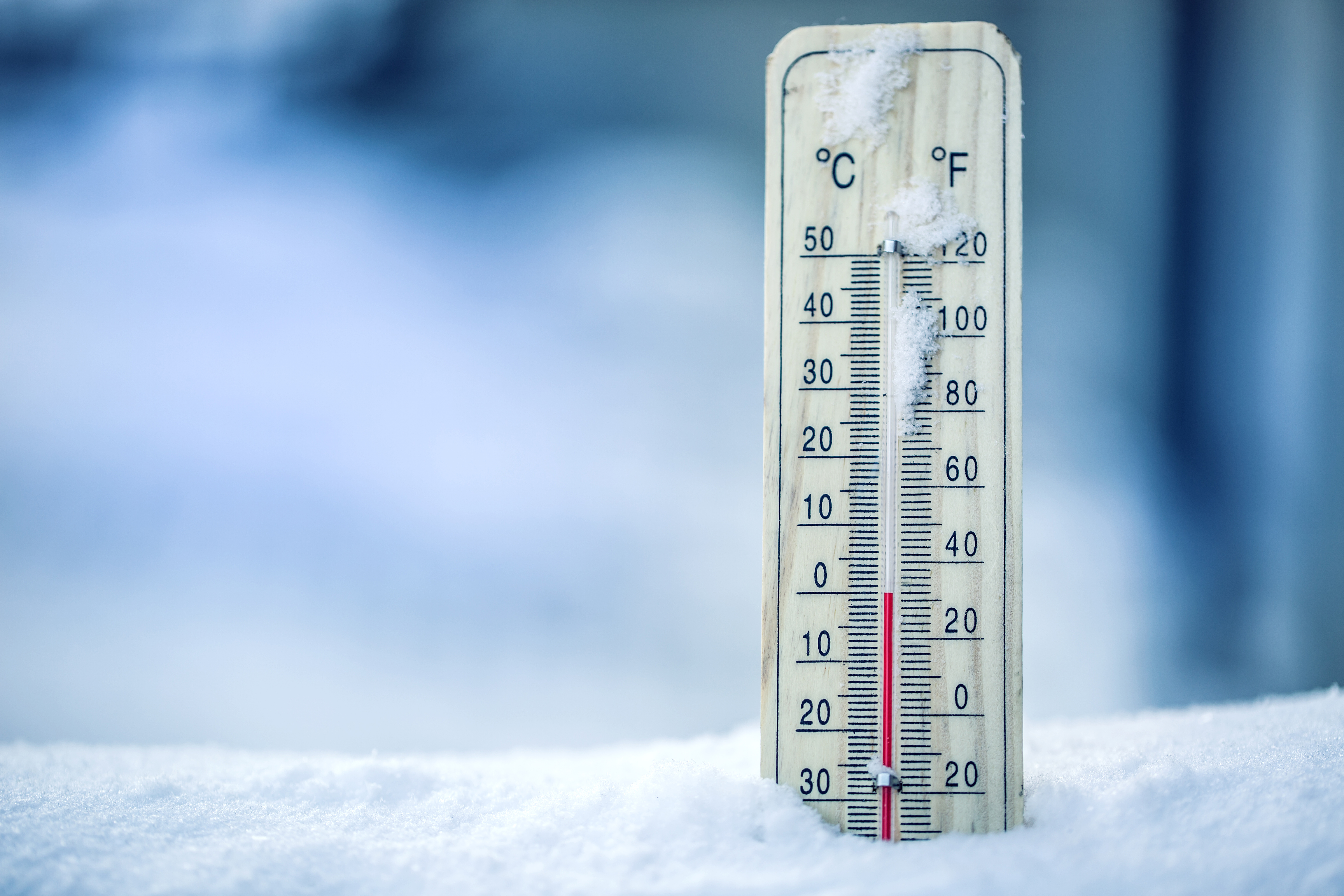 The Four Types of Temperature Scales