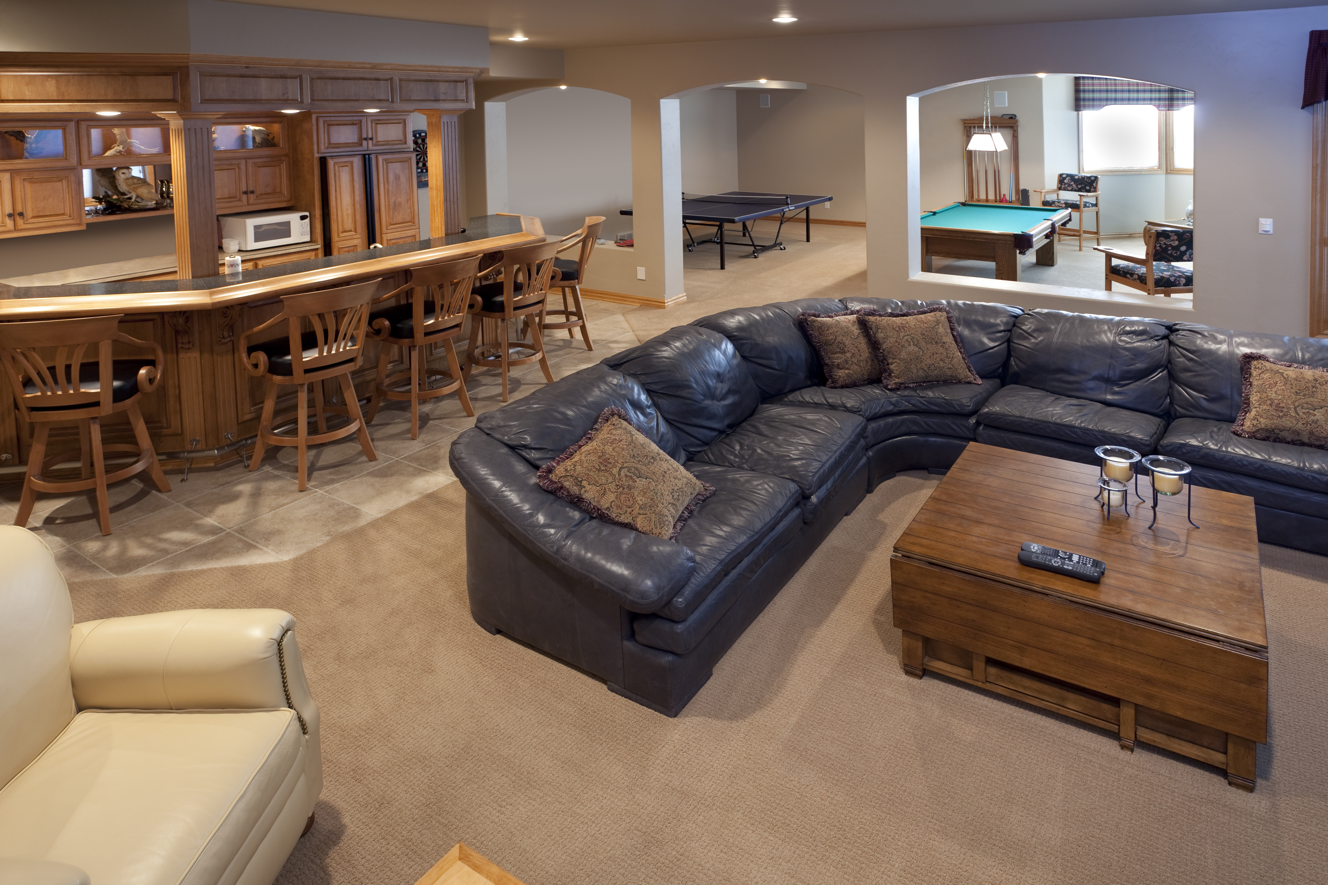 Can I Gain Equity By Finishing My Basement Budgeting Money