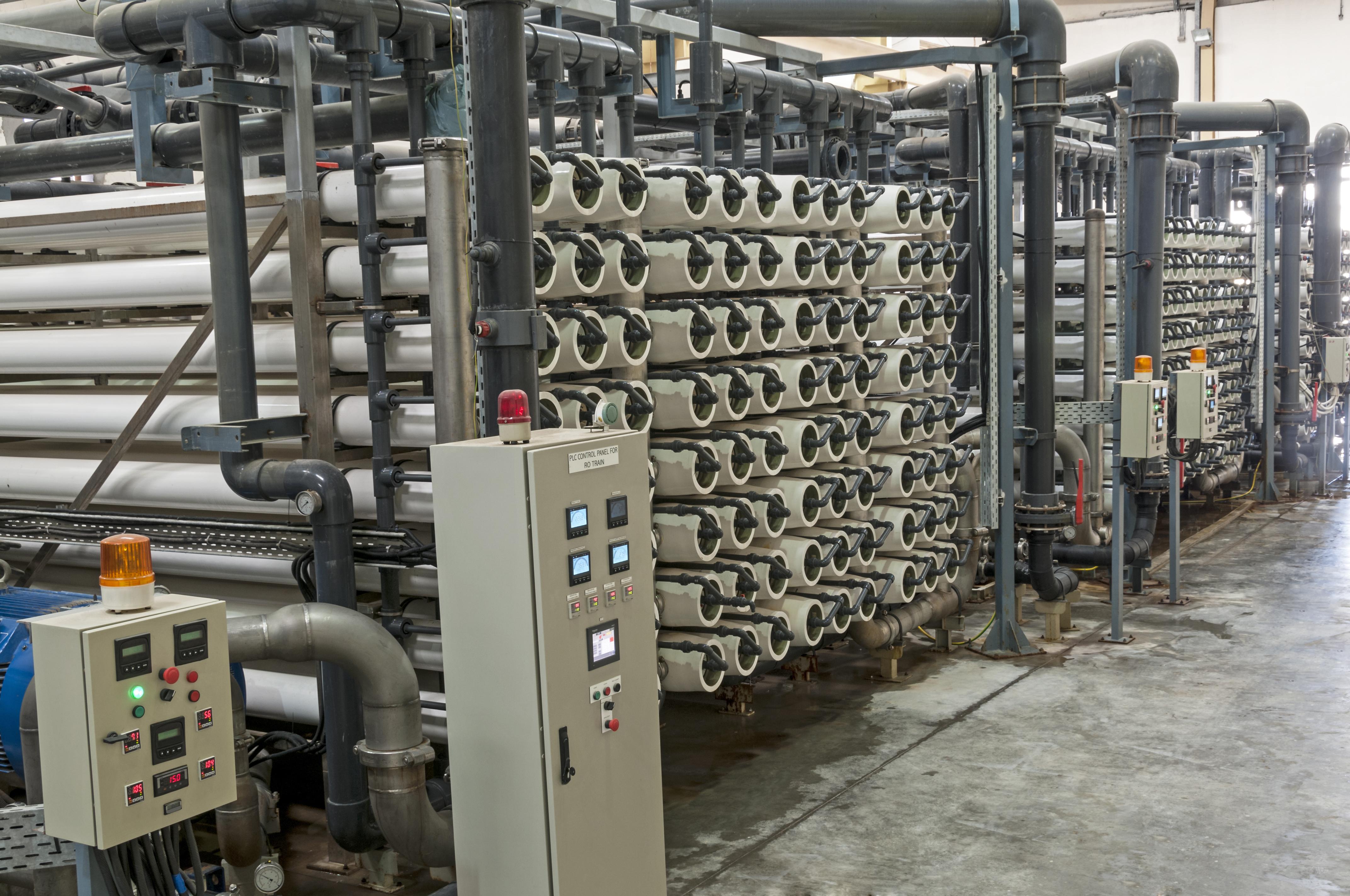 Advantages & Disadvantages of Desalination Plants