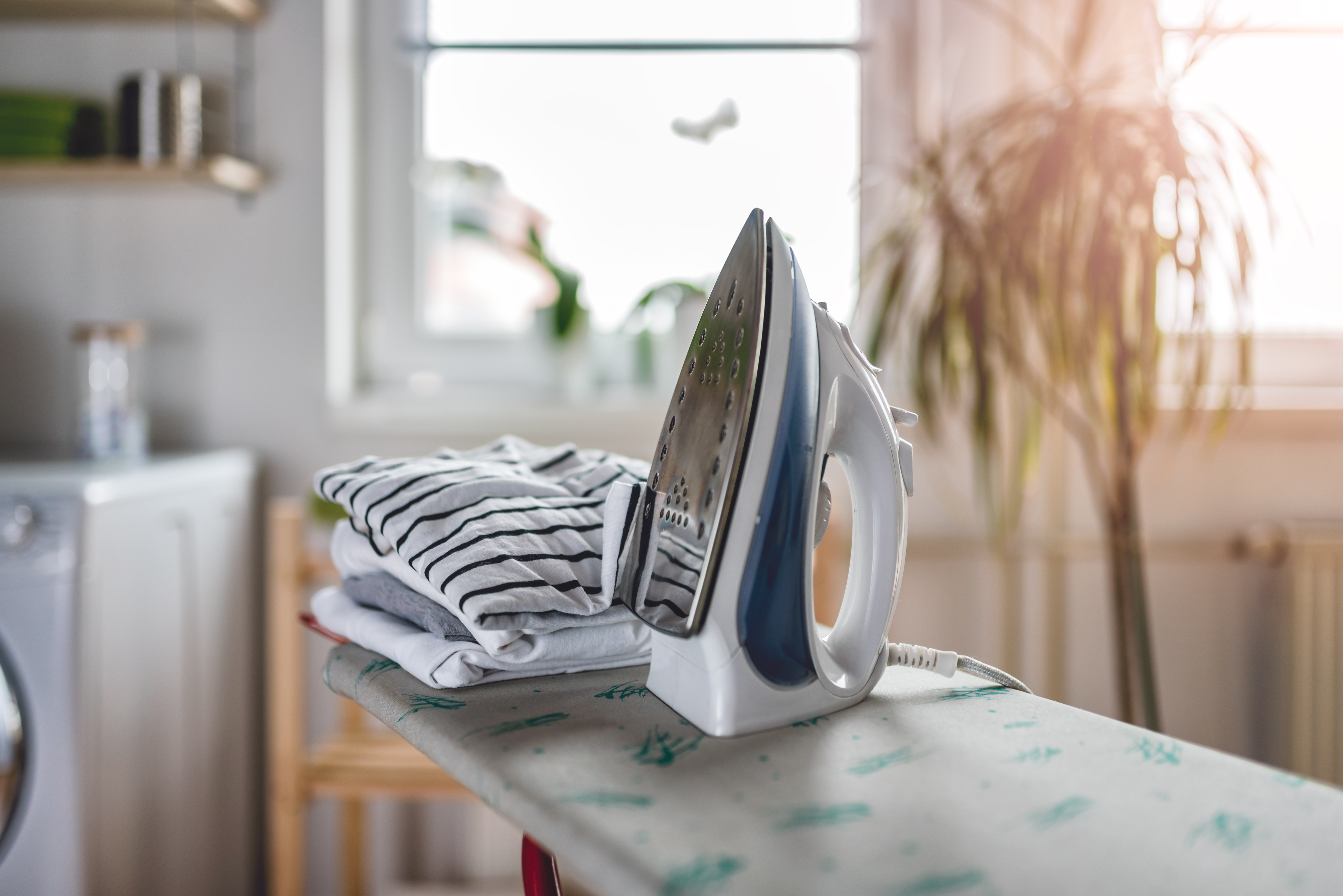 How to Remove Residue From the Bottom of a Steam Iron | Home Guides