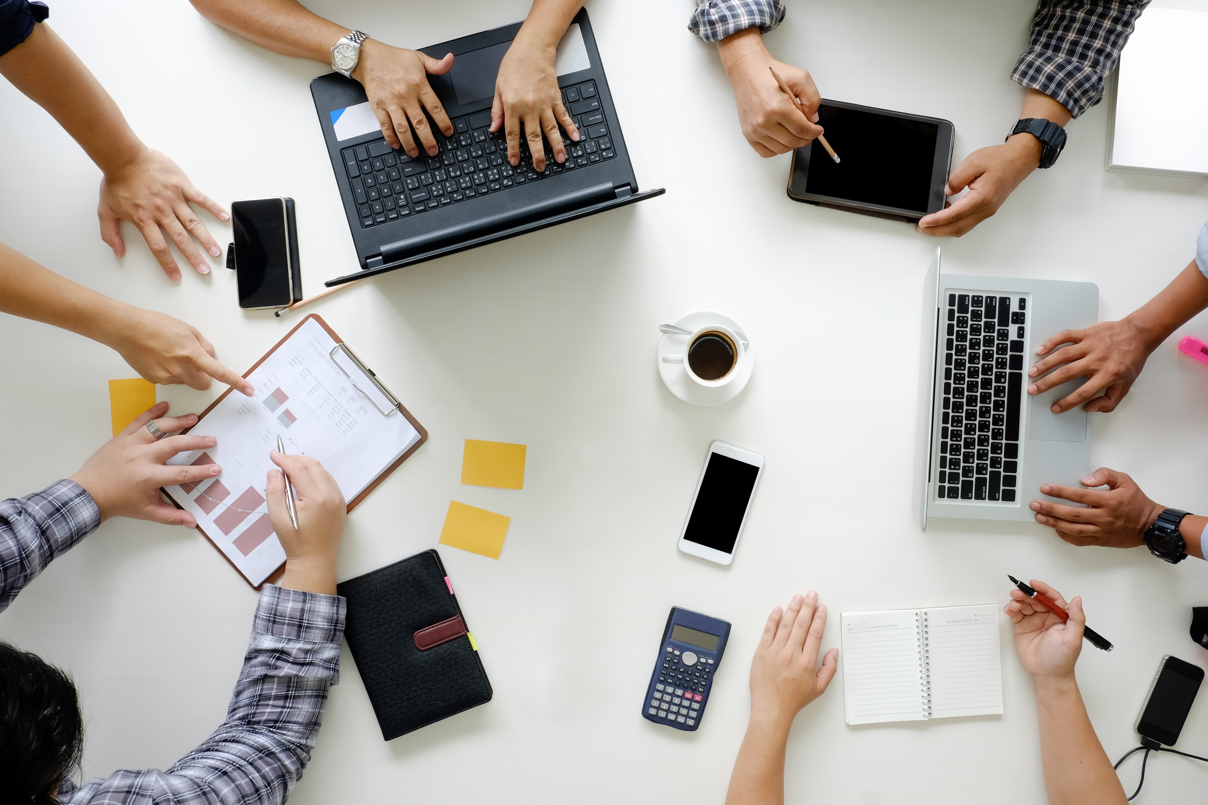 Difference Between a Business Plan & a Business Proposal | Chron com