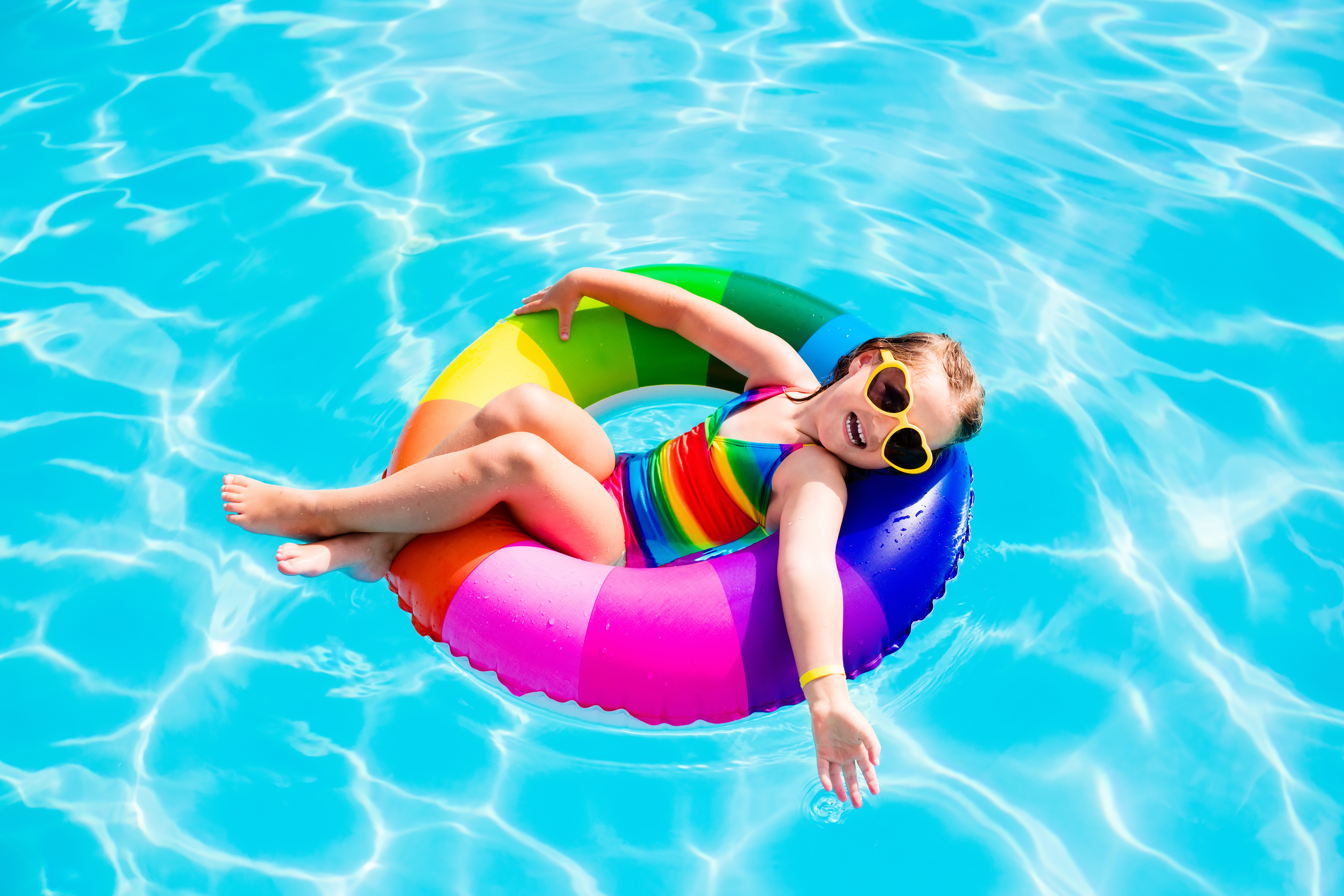 How To Clean An Above Ground Pool Without A Pool Vacuum Hunker
