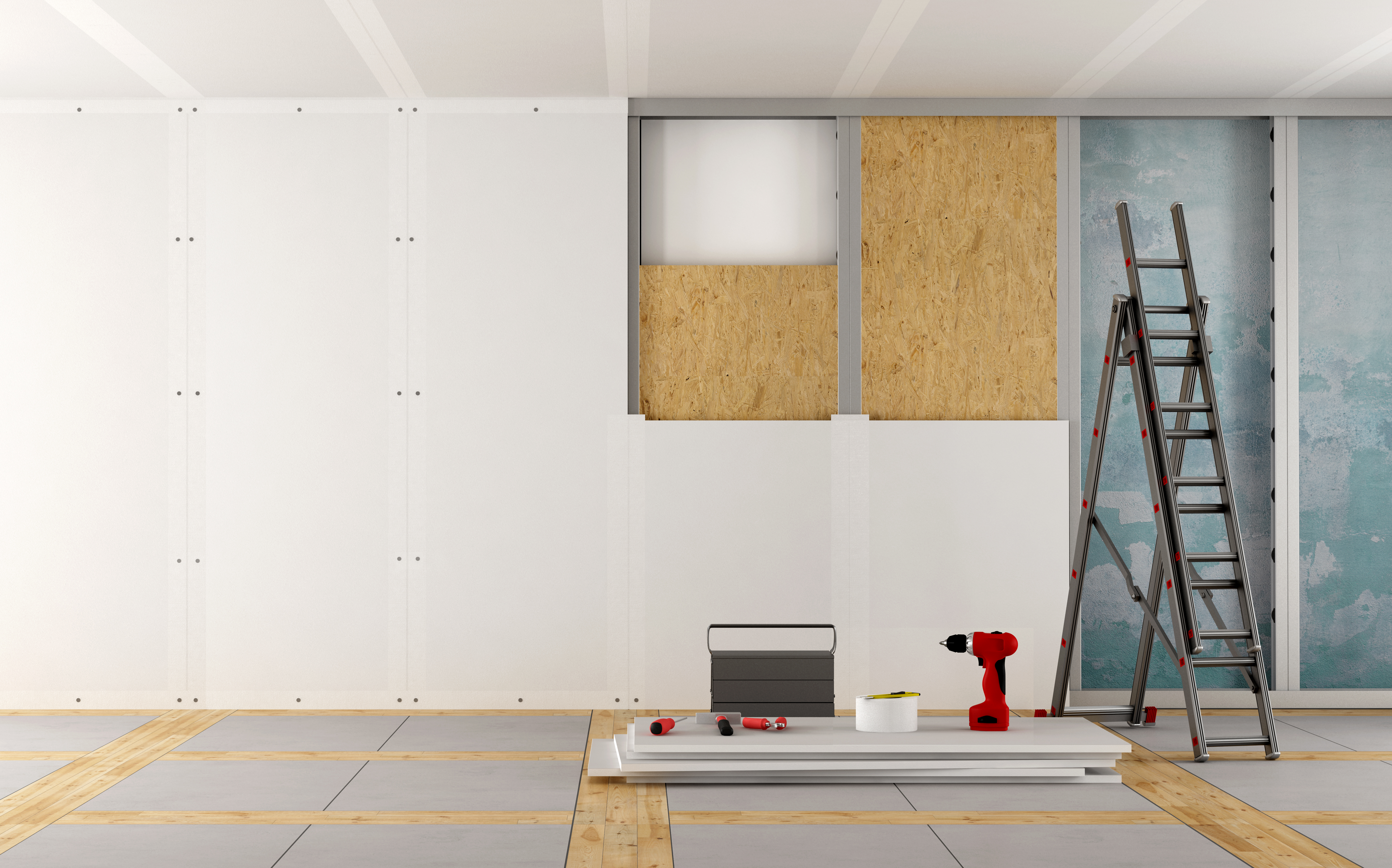 Can You Put Tongue & Groove Wood Over Drywall? | Home Guides