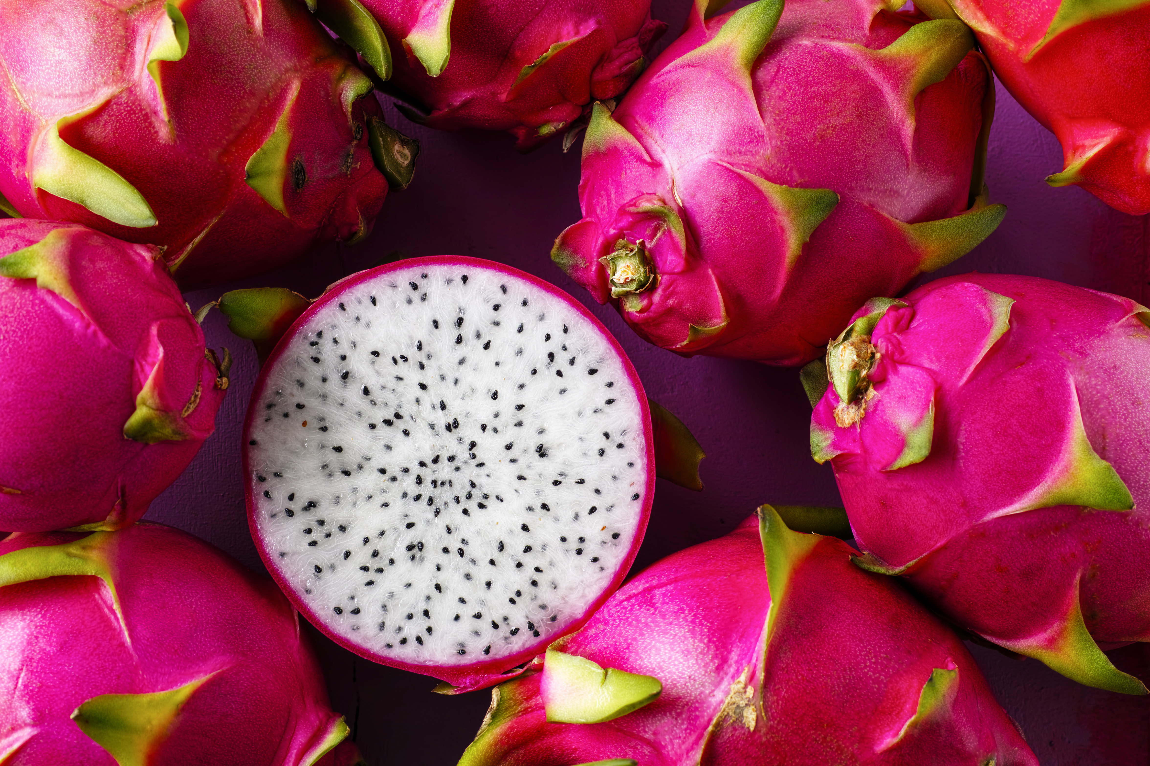 How Long Does Dragon Fruit Bear Fruit? | Home Guides | SF Gate