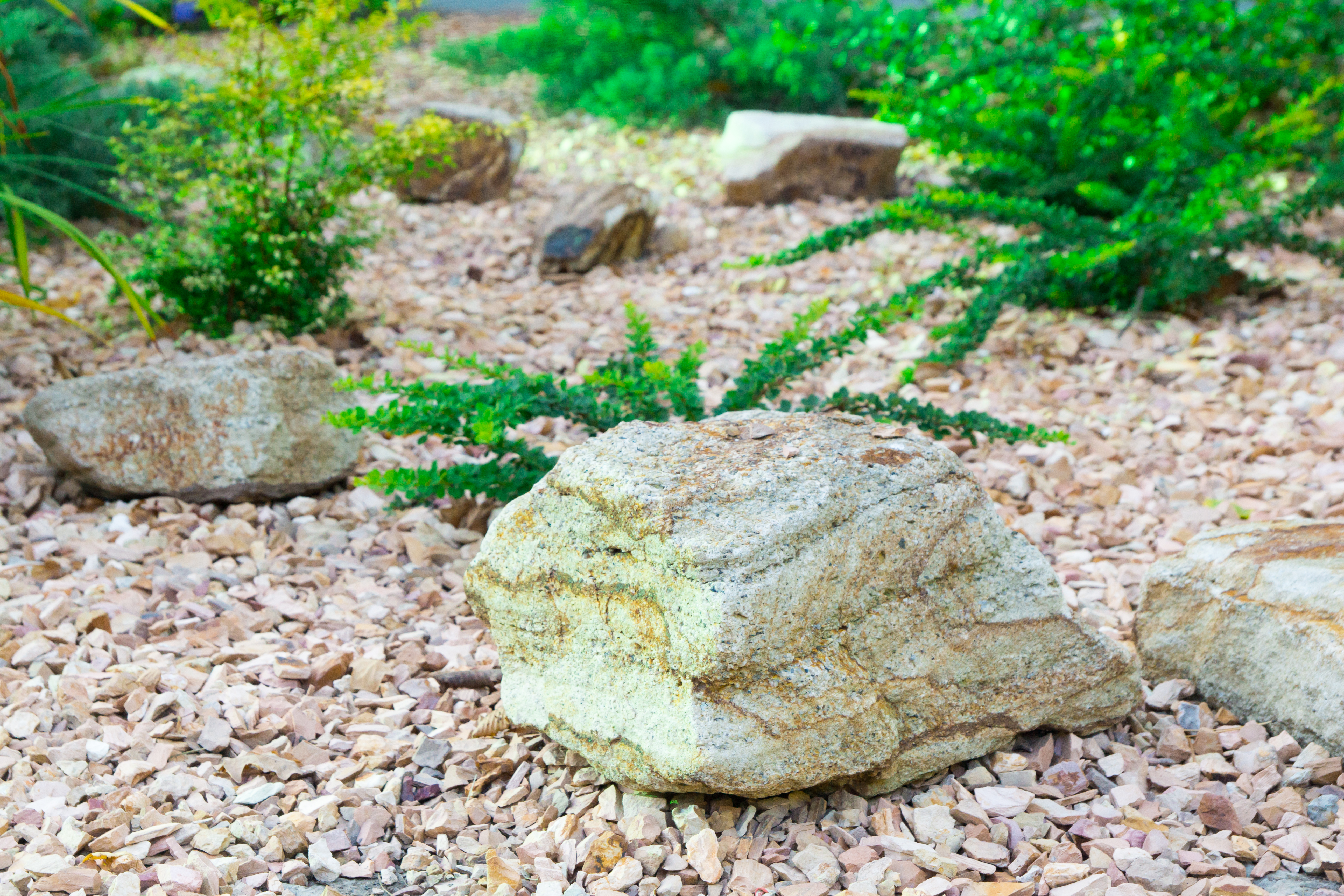 How to Calculate Landscape Rock | Home Guides | SF Gate